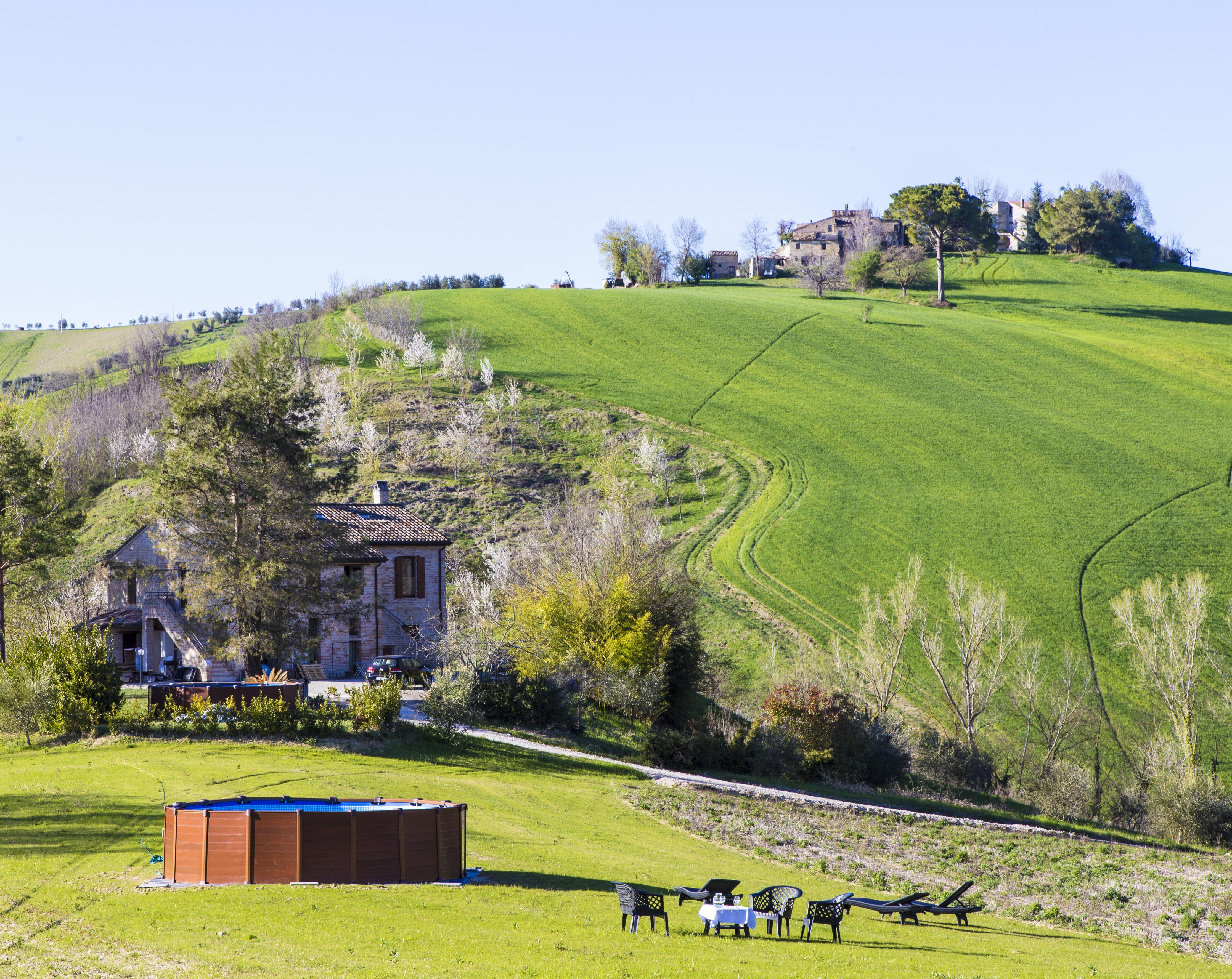 Ferienwohnung Il Casale di Giovanna - Rosemary (2123980), San Venanzo, Ascoli Piceno, Marken, Italien, Bild 1