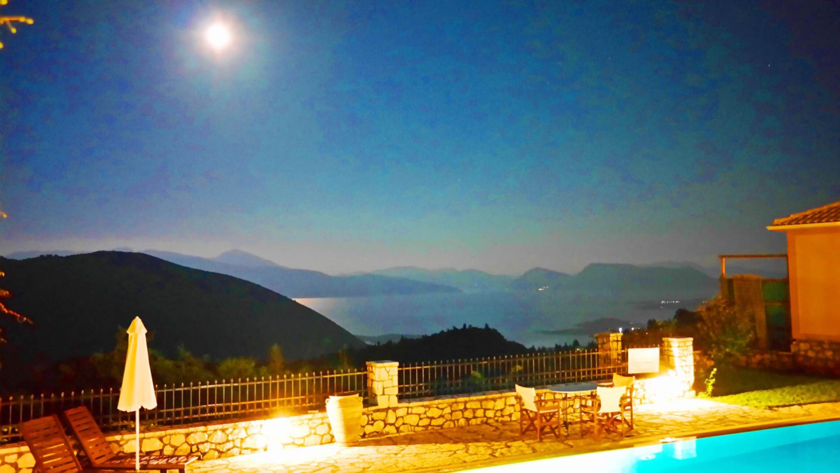 Holiday house Lefkada Villas-villa mit eigenem Pool (2599102), Vafkeri, Lefkada, Ionian Islands, Greece, picture 19