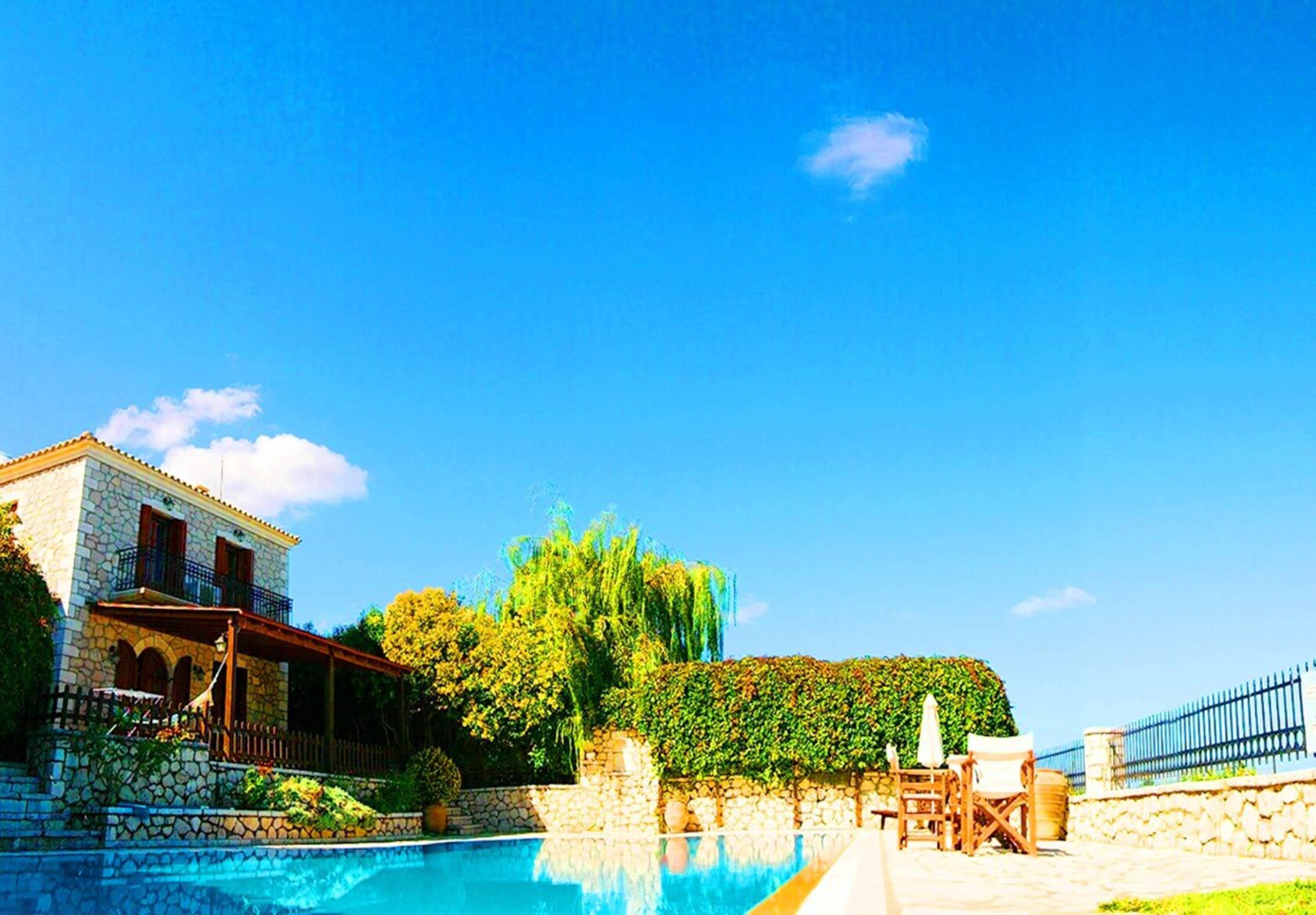 Holiday house Lefkada Villas-villa mit eigenem Pool (2599102), Vafkeri, Lefkada, Ionian Islands, Greece, picture 16