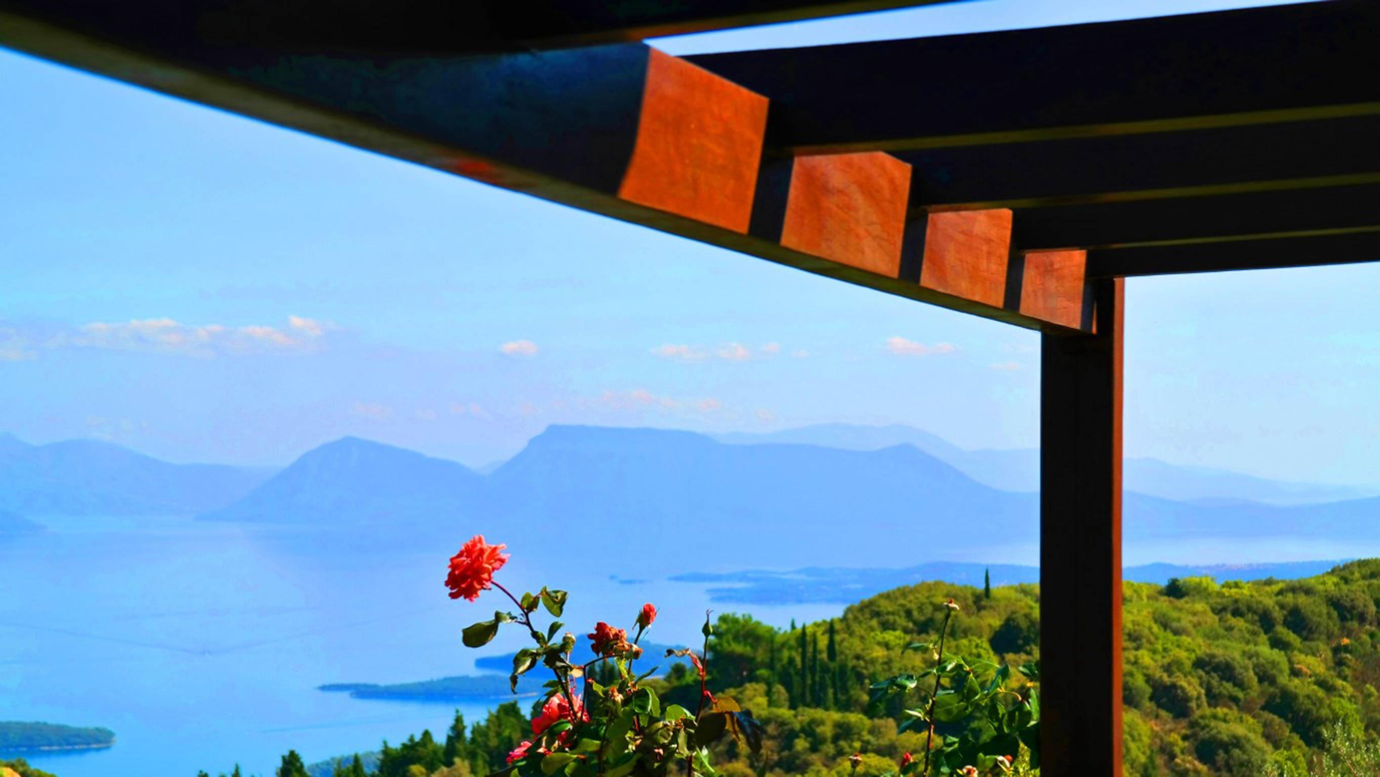 Holiday house Lefkada Villas-villa mit eigenem Pool (2599102), Vafkeri, Lefkada, Ionian Islands, Greece, picture 17