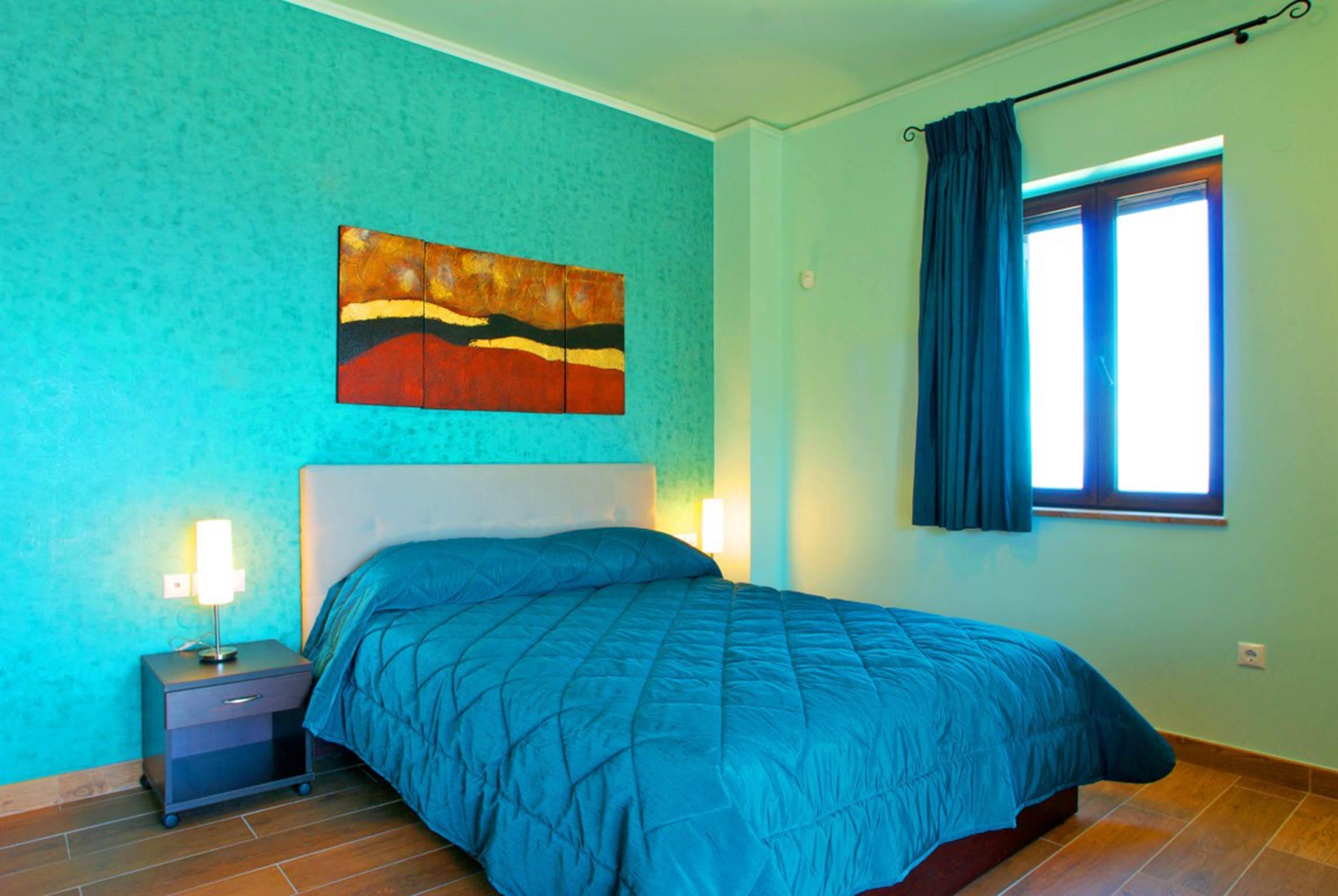 Holiday house Schöne 2 Schlafzimmer Villa mit privatem Pool auf der Insel Os Lefkada (2599104), Spanochori, Lefkada, Ionian Islands, Greece, picture 21
