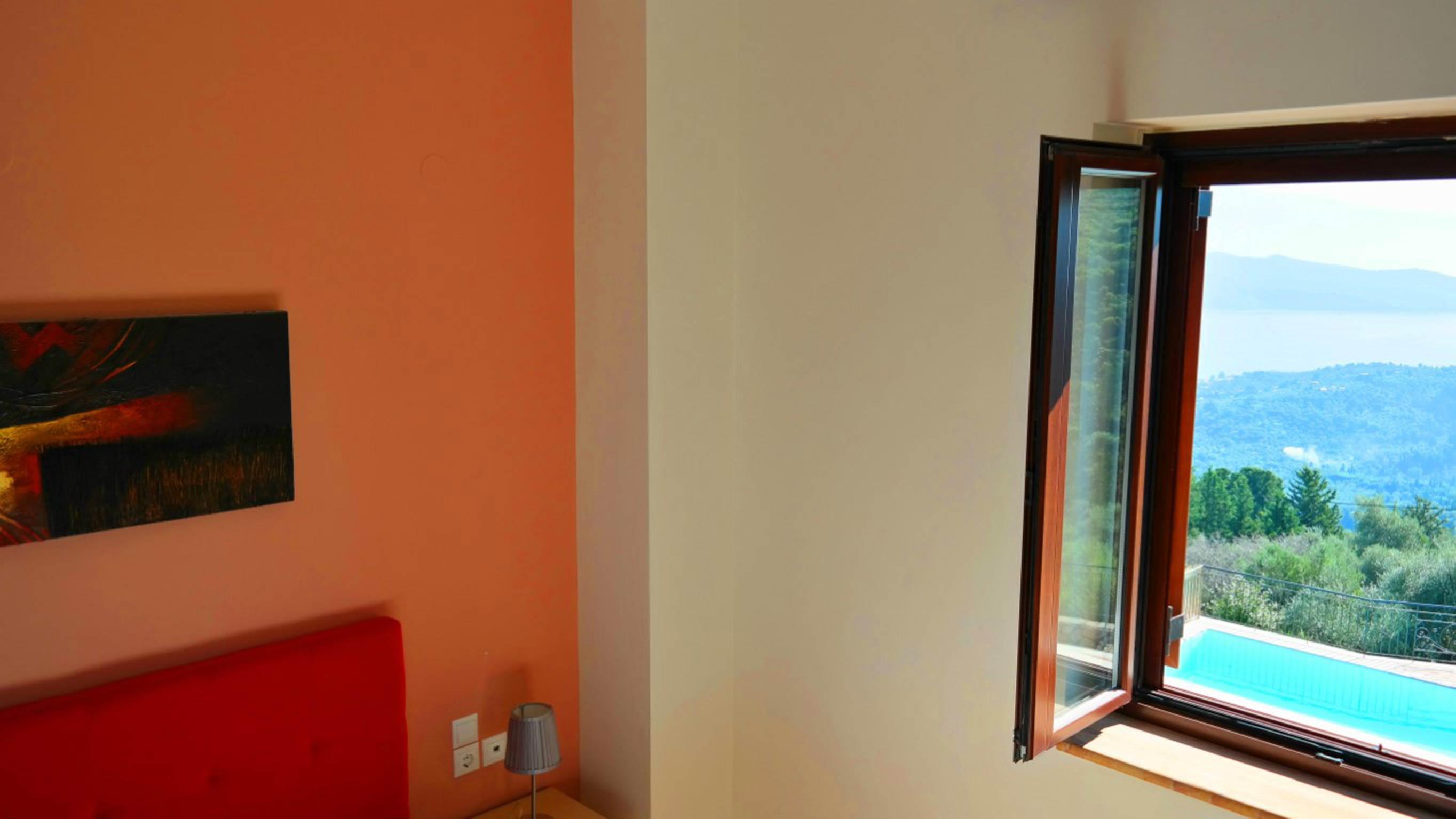Holiday house Schöne 2 Schlafzimmer Villa mit privatem Pool auf der Insel Os Lefkada (2599104), Spanochori, Lefkada, Ionian Islands, Greece, picture 19