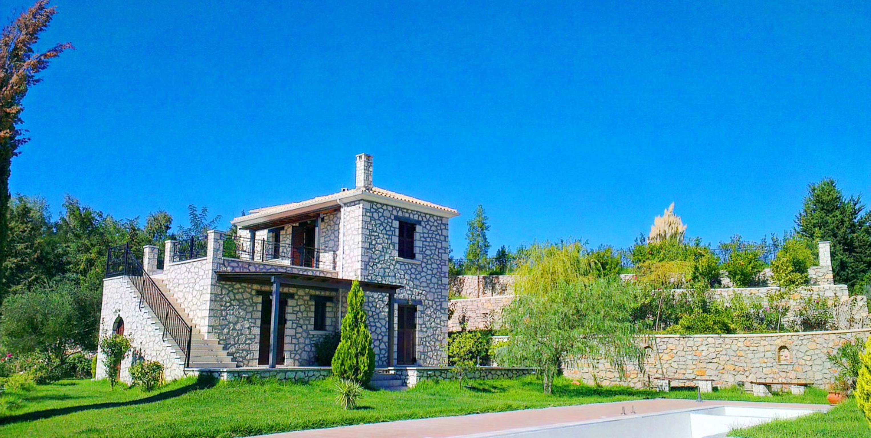 Holiday house Schöne 2 Schlafzimmer Villa mit privatem Pool auf der Insel Os Lefkada (2599104), Spanochori, Lefkada, Ionian Islands, Greece, picture 11
