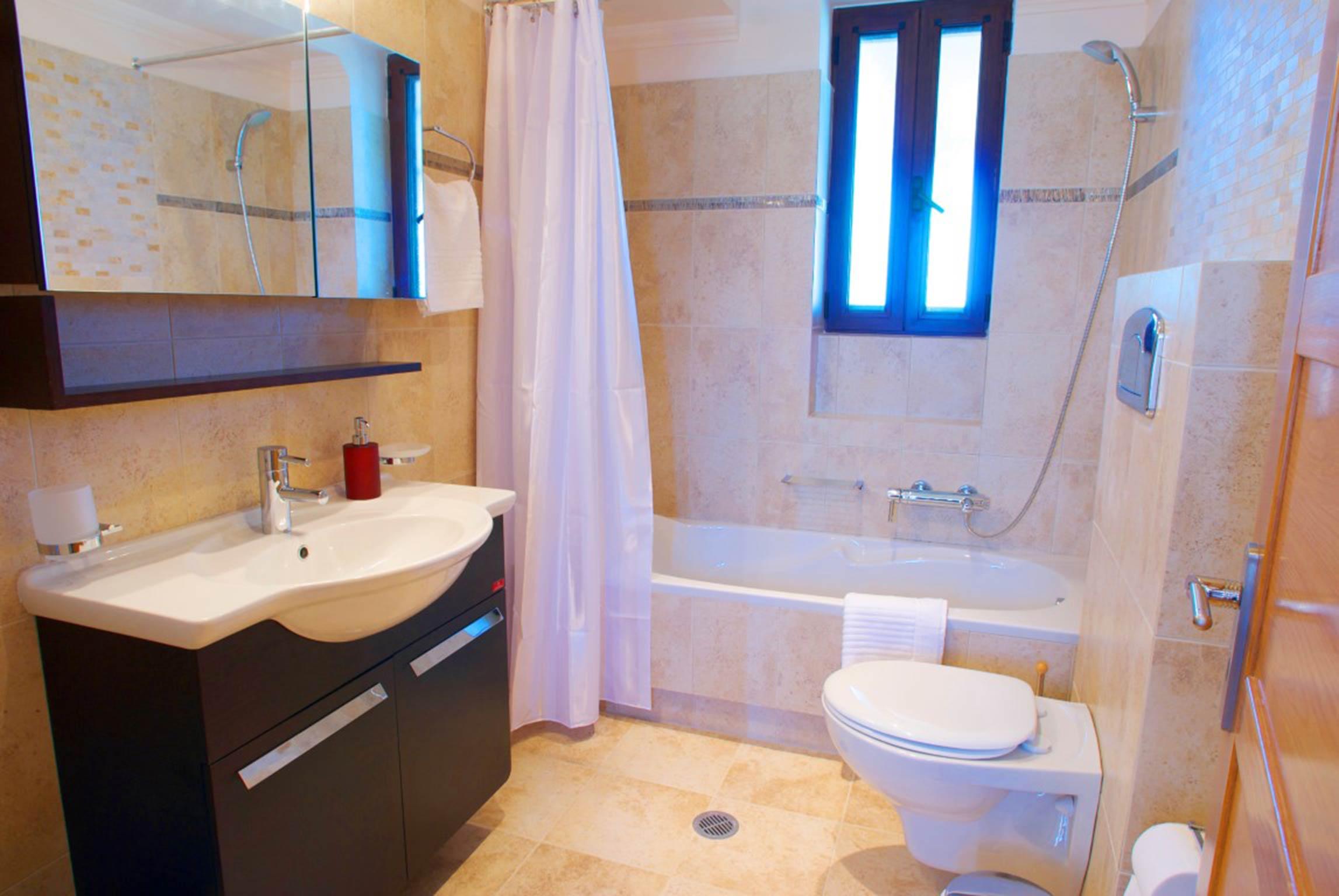 Holiday house Schöne 2 Schlafzimmer Villa mit privatem Pool auf der Insel Os Lefkada (2599104), Spanochori, Lefkada, Ionian Islands, Greece, picture 23