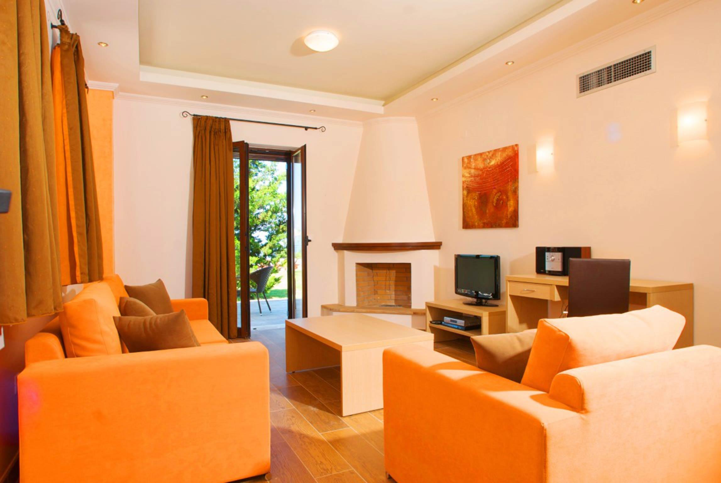 Holiday house Schöne 2 Schlafzimmer Villa mit privatem Pool auf der Insel Os Lefkada (2599104), Spanochori, Lefkada, Ionian Islands, Greece, picture 18