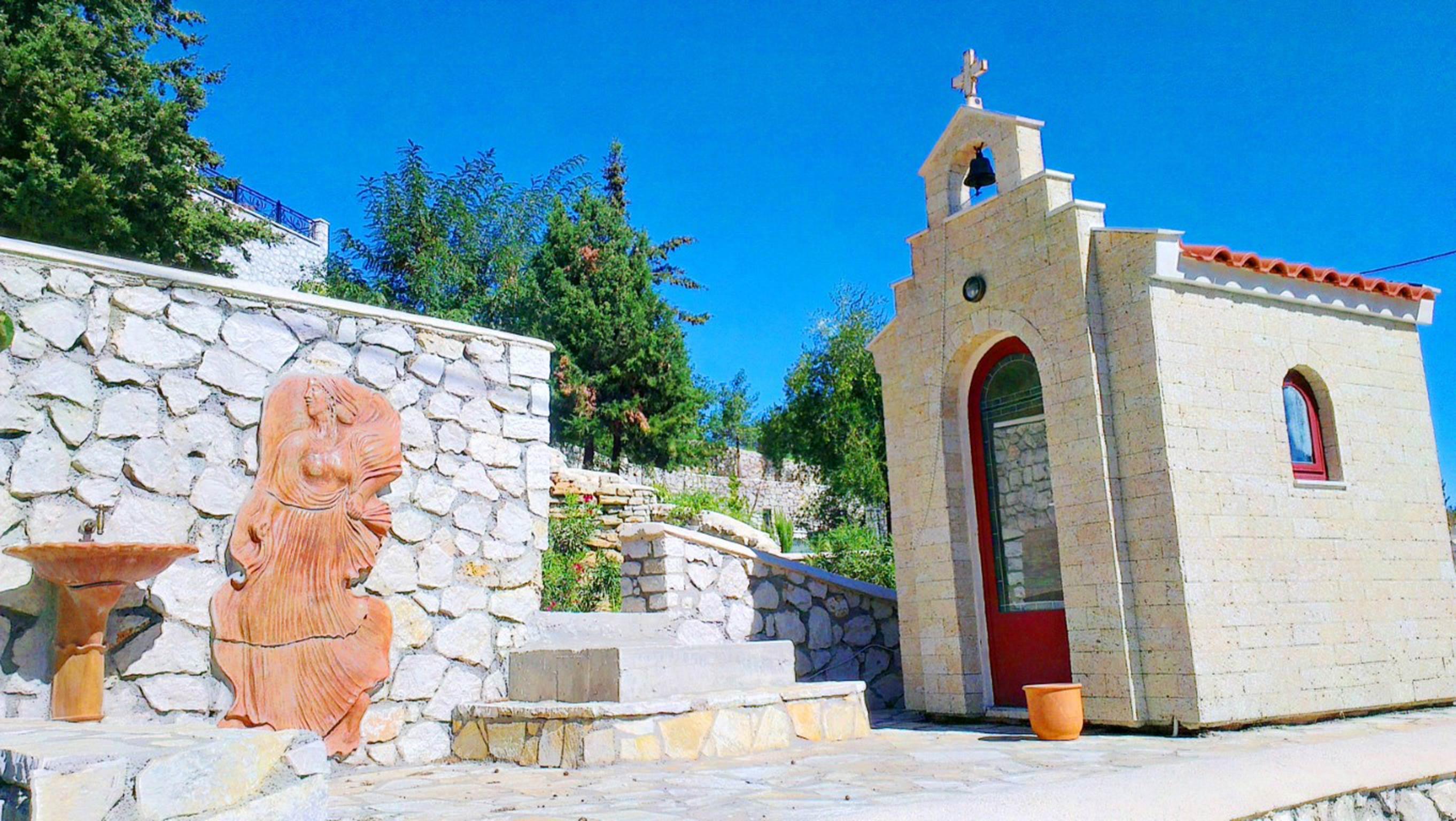 Holiday house Schöne 2 Schlafzimmer Villa mit privatem Pool auf der Insel Os Lefkada (2599104), Spanochori, Lefkada, Ionian Islands, Greece, picture 13