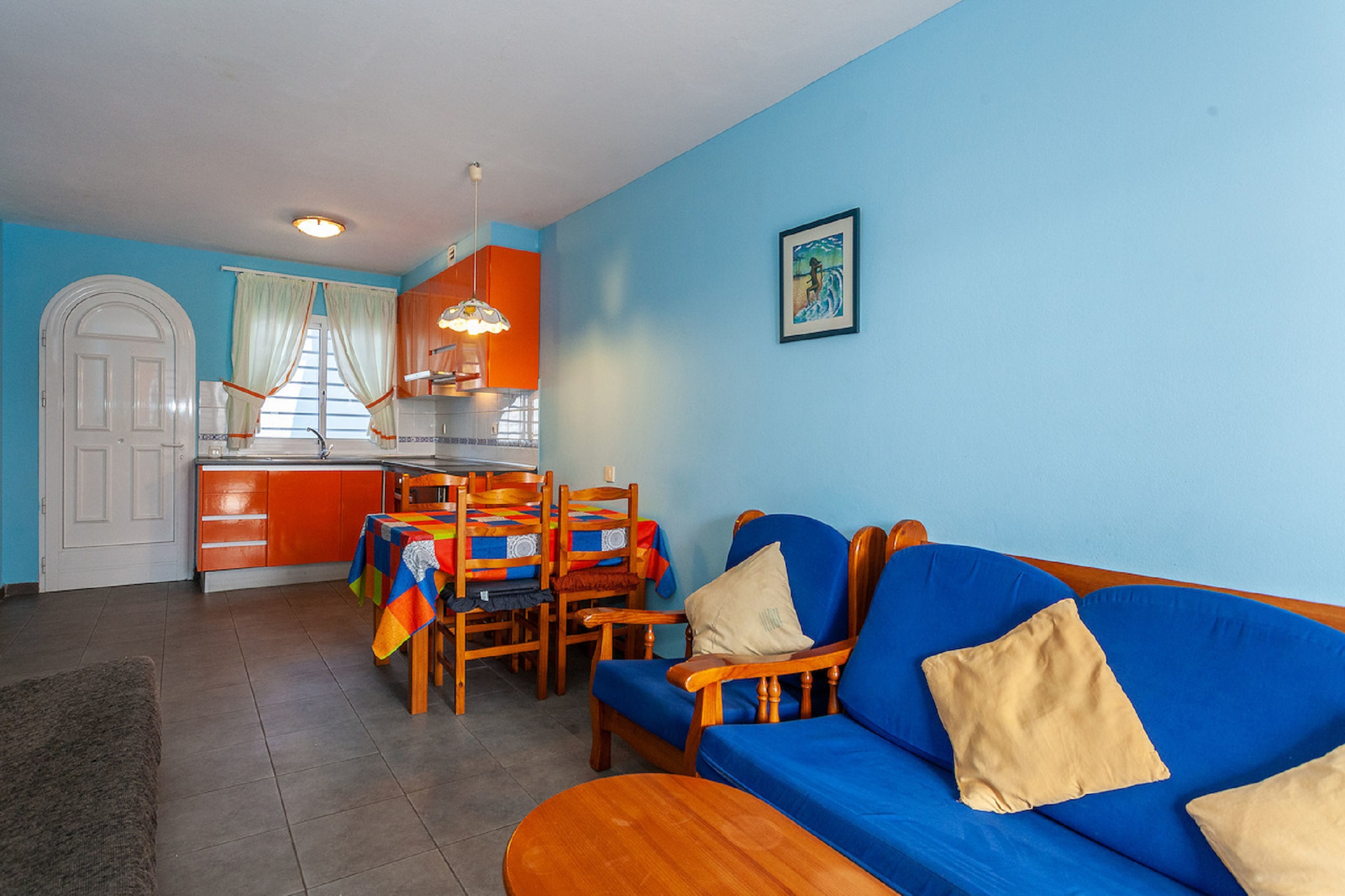 Ferienwohnung Apartment in Strandnhe mit groer Terrasse, Wlan und Parkplatz (2628896), Costa Calma, Fuerteventura, Kanarische Inseln, Spanien, Bild 4