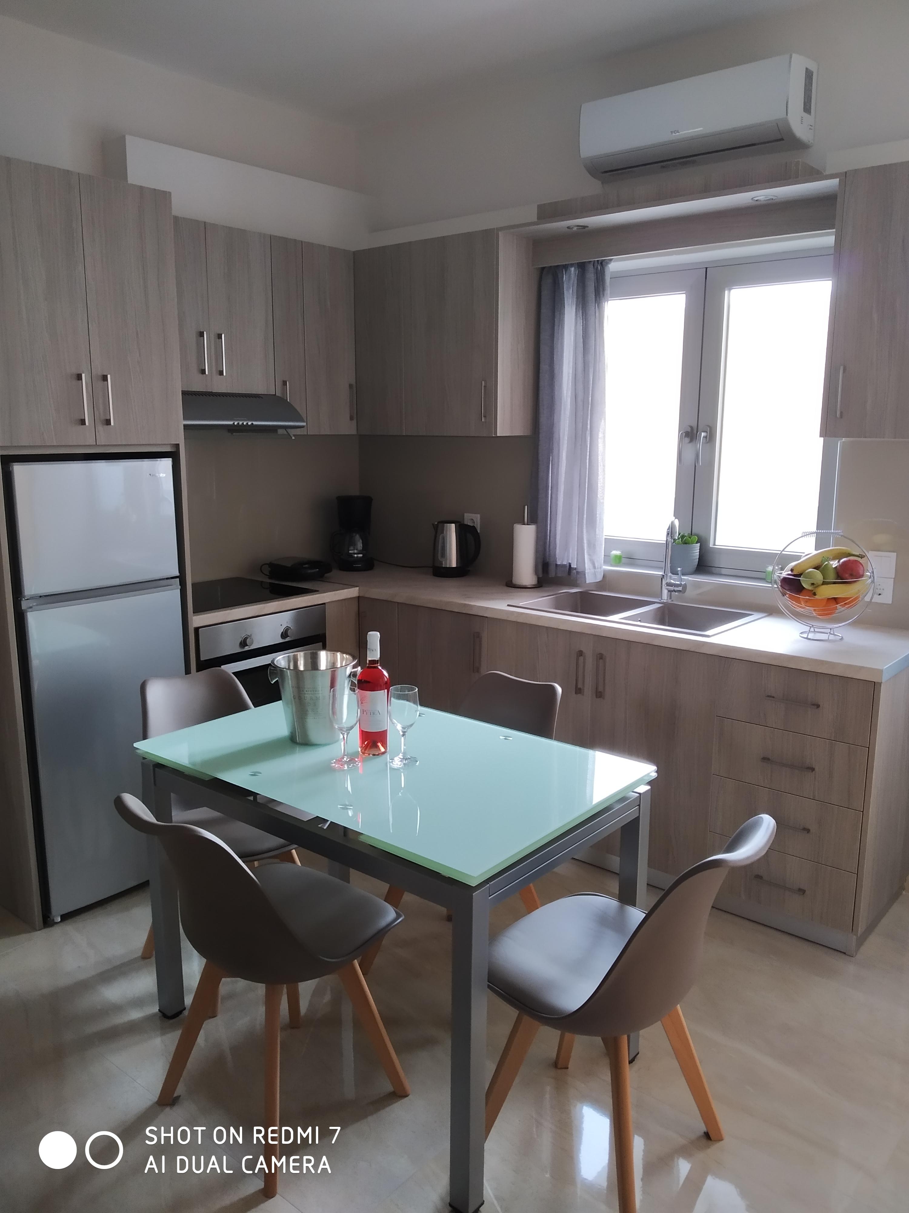 Holiday apartment Komfortable neu erbaute 2-Zimmer-Wohnung, 15 Meter vom Meer entfernt (2792118), Kardamaina, Kos, Dodecanes Islands, Greece, picture 24
