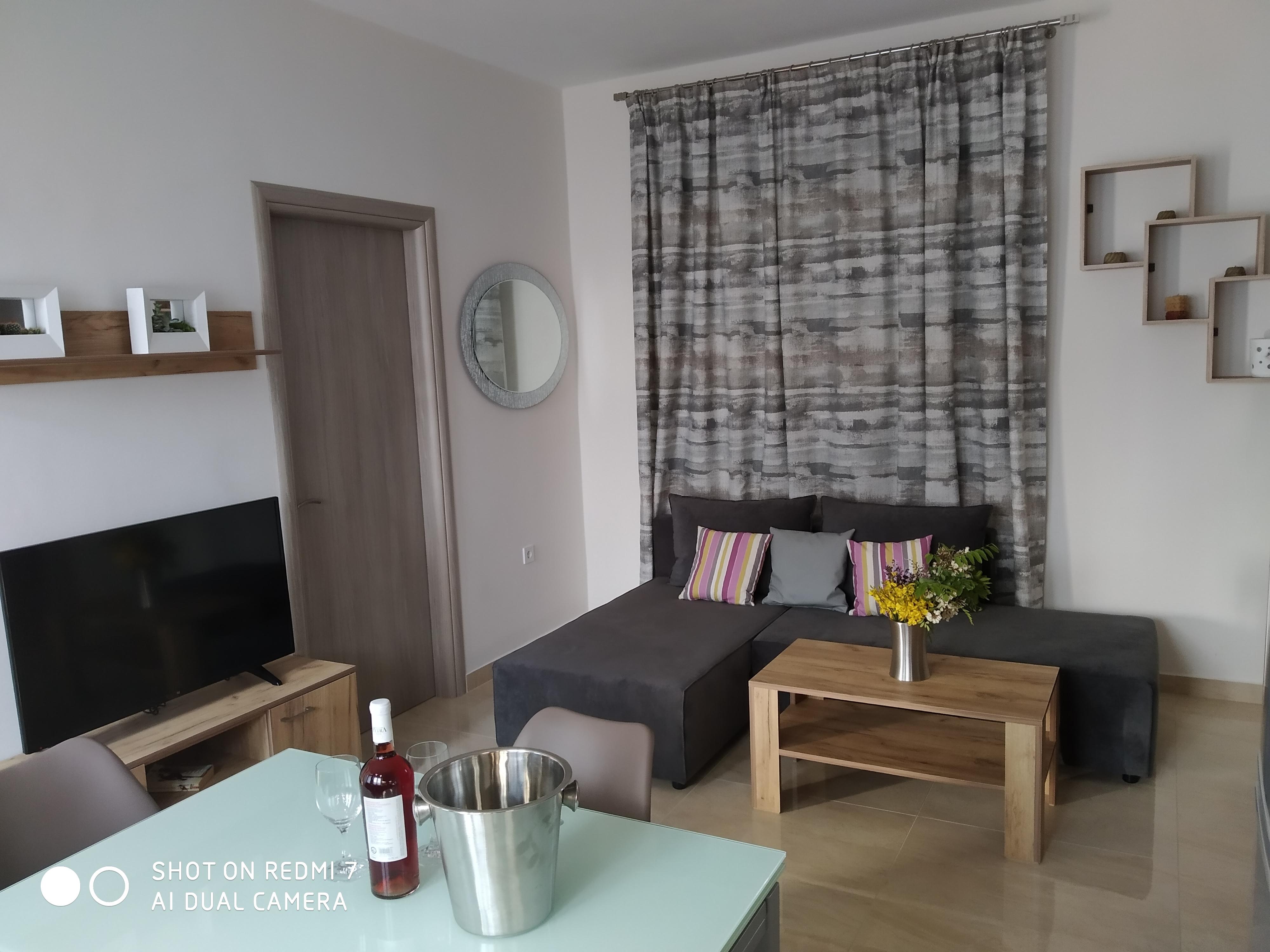 Holiday apartment Komfortable neu erbaute 2-Zimmer-Wohnung, 15 Meter vom Meer entfernt (2792118), Kardamaina, Kos, Dodecanes Islands, Greece, picture 20