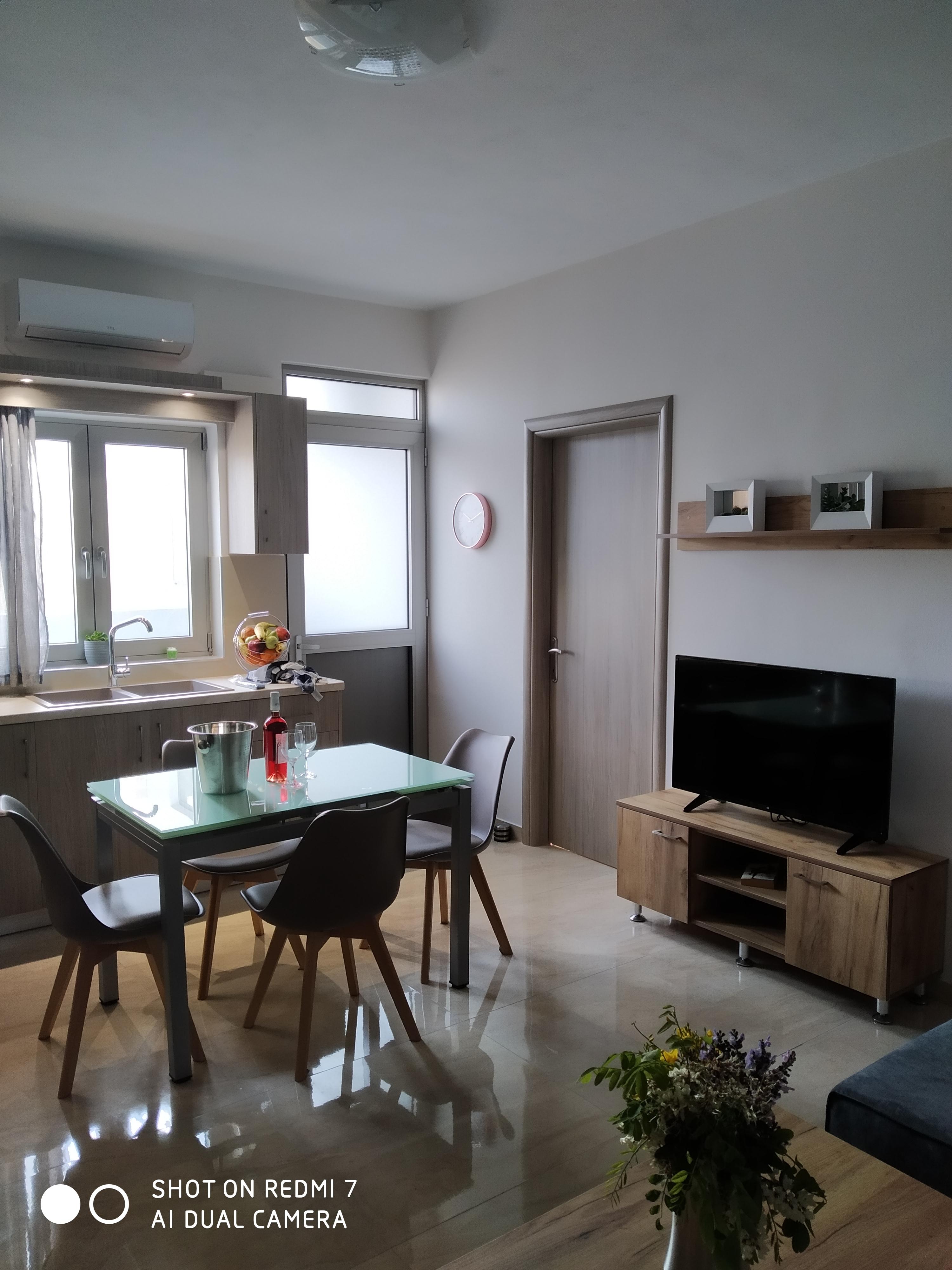 Holiday apartment Komfortable neu erbaute 2-Zimmer-Wohnung, 15 Meter vom Meer entfernt (2792118), Kardamaina, Kos, Dodecanes Islands, Greece, picture 28