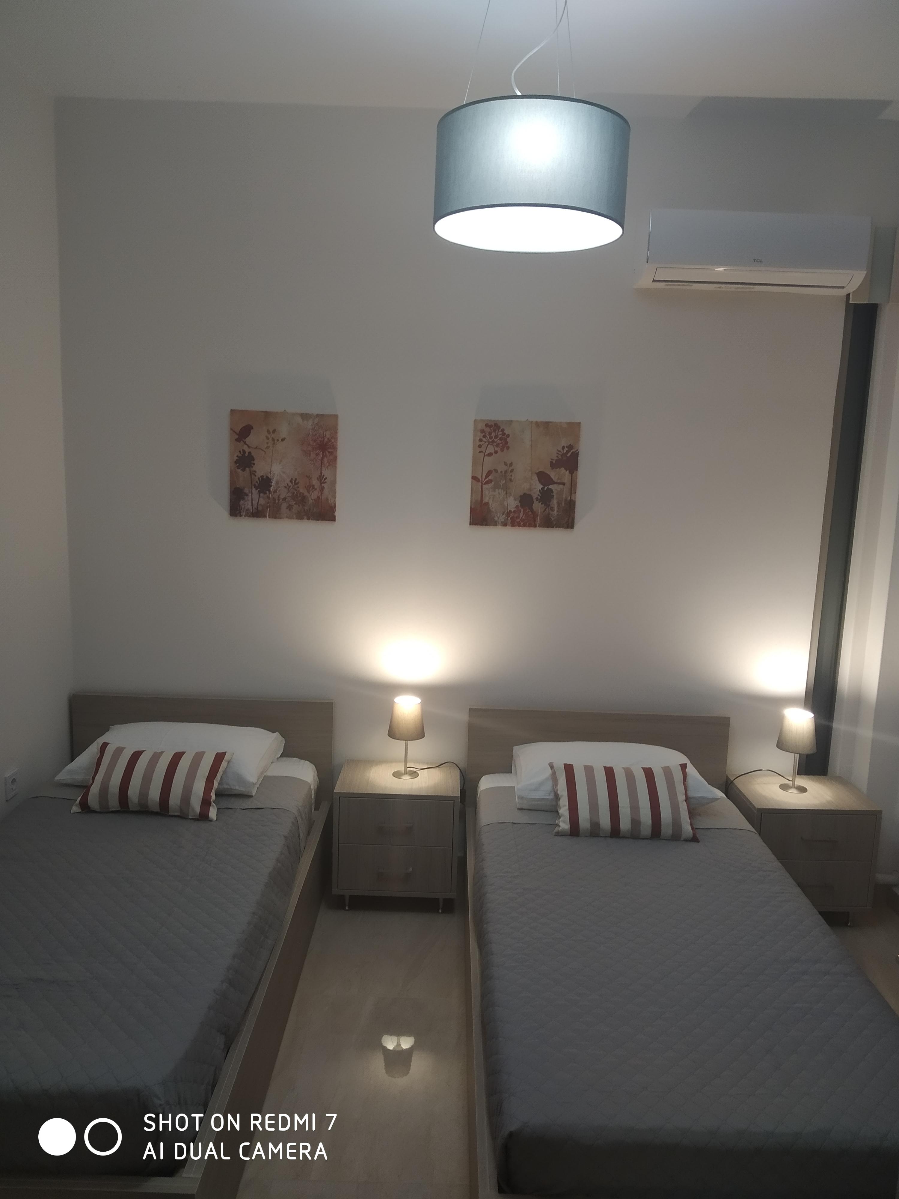 Holiday apartment Komfortable neu erbaute 2-Zimmer-Wohnung, 15 Meter vom Meer entfernt (2792118), Kardamaina, Kos, Dodecanes Islands, Greece, picture 51