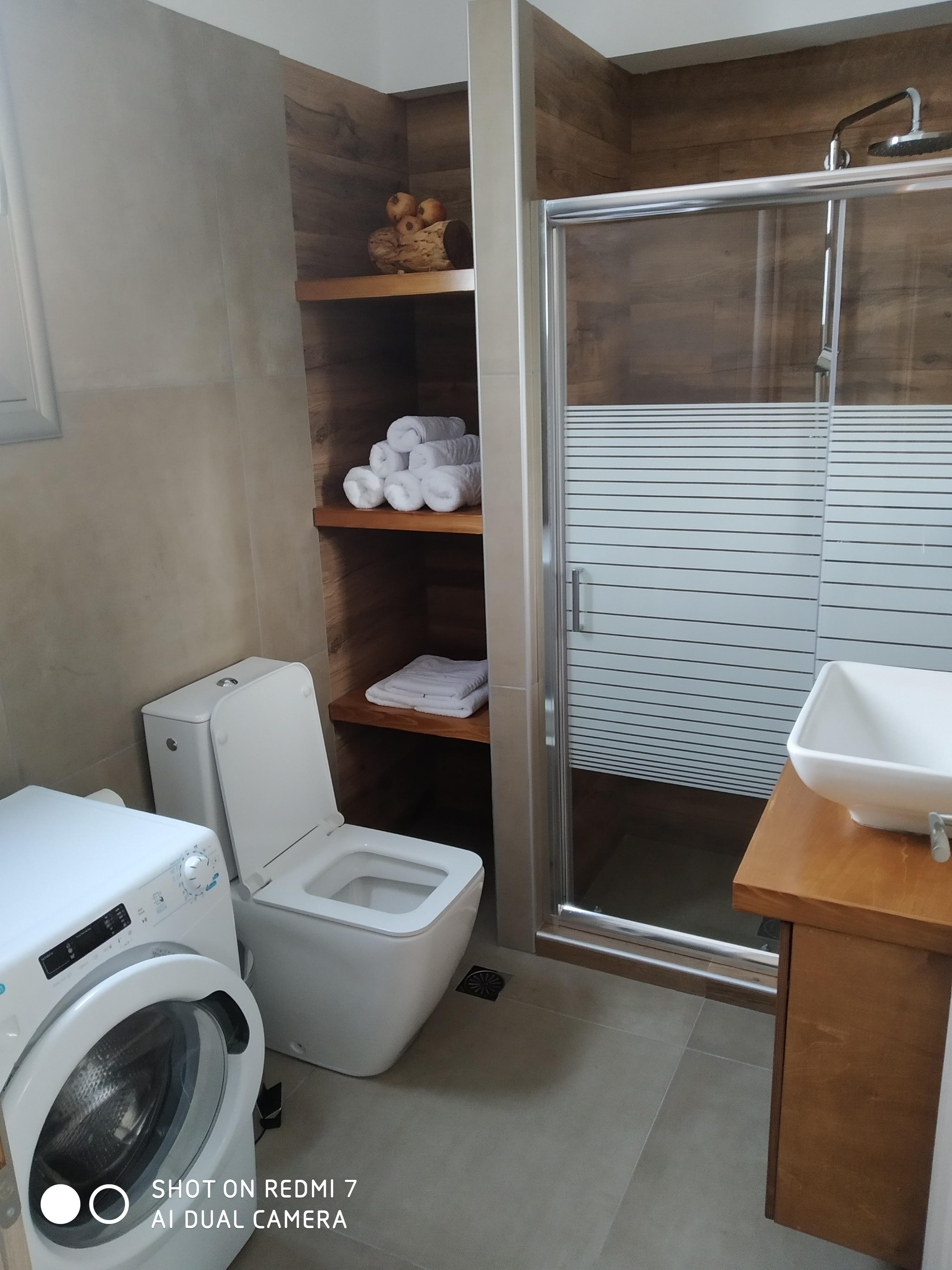 Holiday apartment Komfortable neu erbaute 2-Zimmer-Wohnung, 15 Meter vom Meer entfernt (2792118), Kardamaina, Kos, Dodecanes Islands, Greece, picture 42