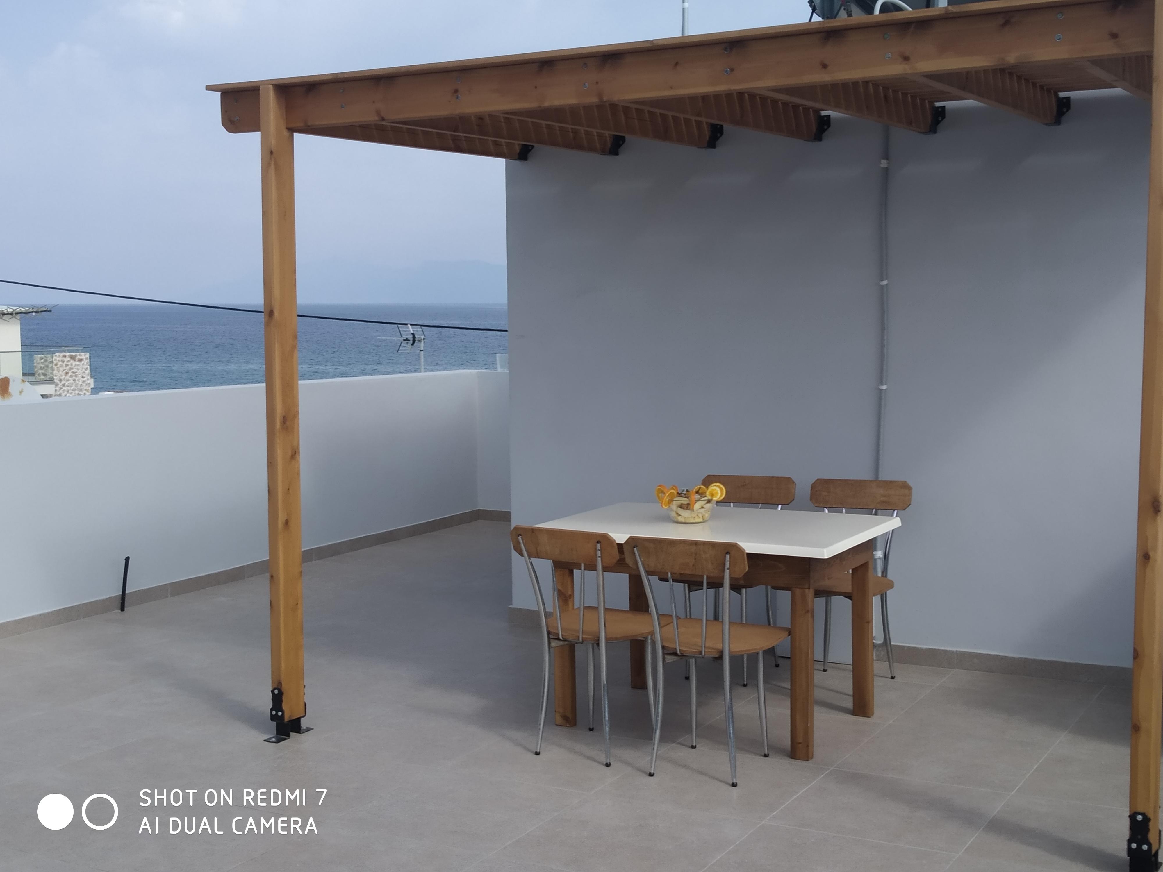Holiday apartment Komfortable neu erbaute 2-Zimmer-Wohnung, 15 Meter vom Meer entfernt (2792118), Kardamaina, Kos, Dodecanes Islands, Greece, picture 11