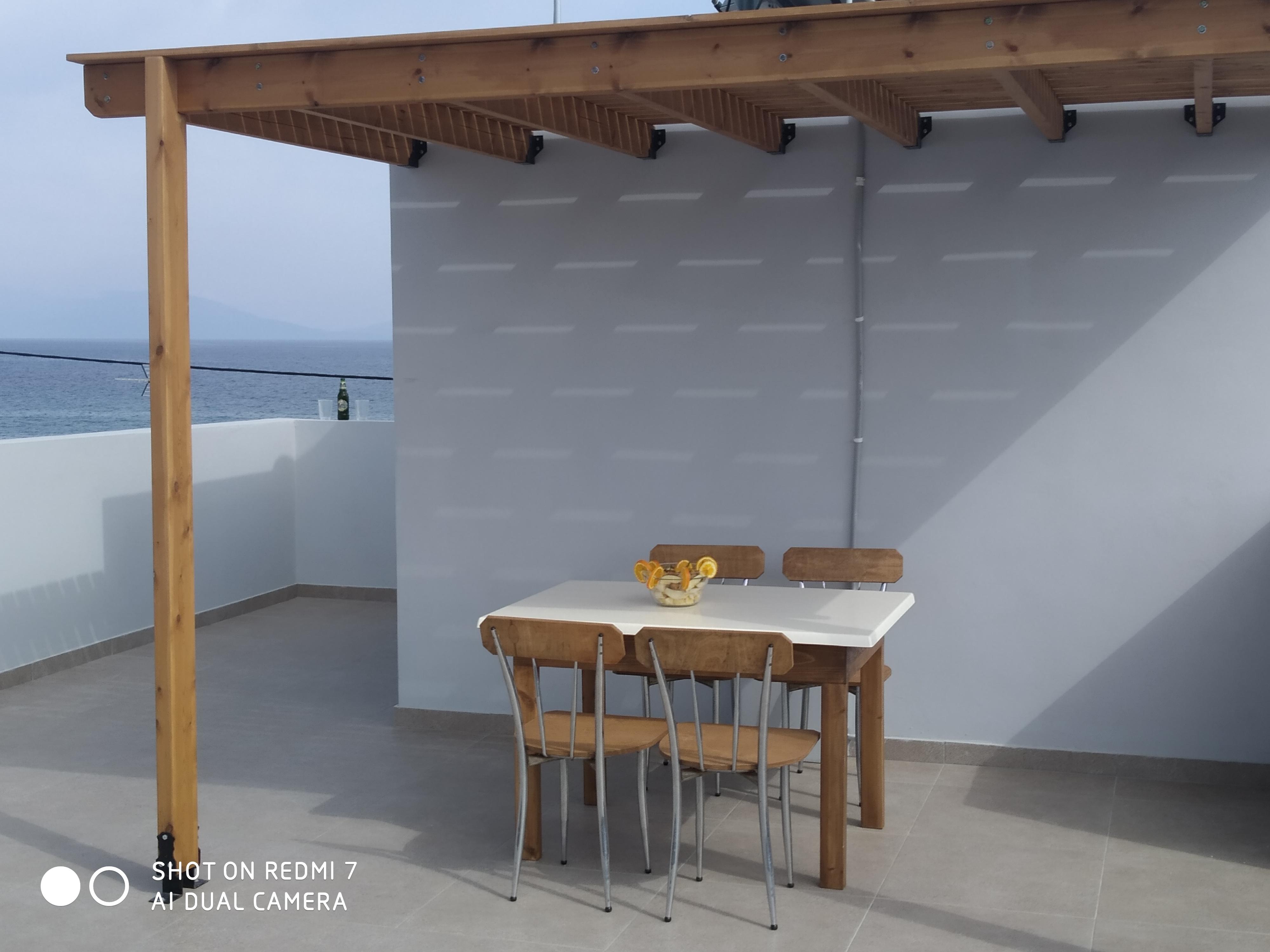 Holiday apartment Komfortable neu erbaute 2-Zimmer-Wohnung, 15 Meter vom Meer entfernt (2792118), Kardamaina, Kos, Dodecanes Islands, Greece, picture 15
