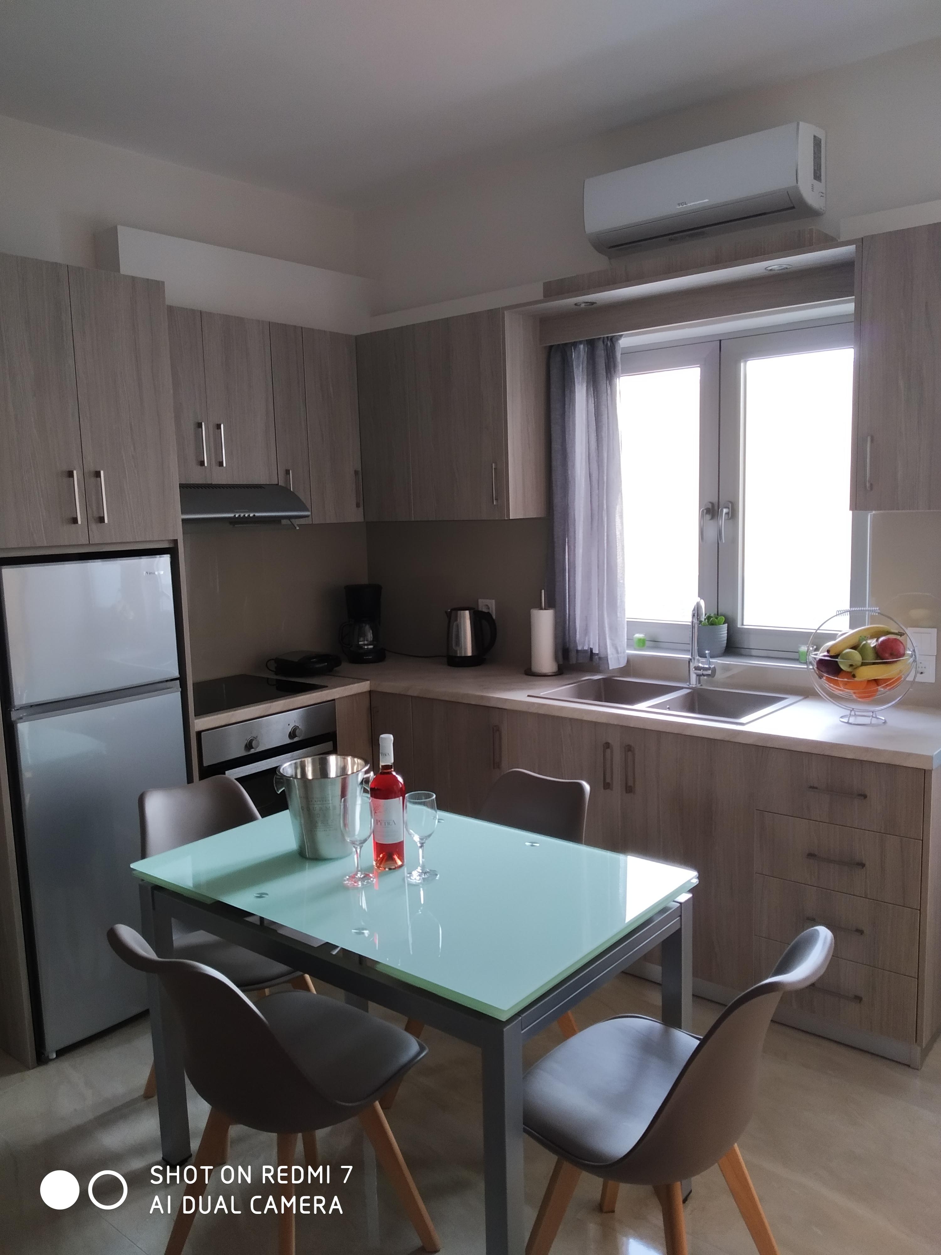 Holiday apartment Komfortable neu erbaute 2-Zimmer-Wohnung, 15 Meter vom Meer entfernt (2792118), Kardamaina, Kos, Dodecanes Islands, Greece, picture 30