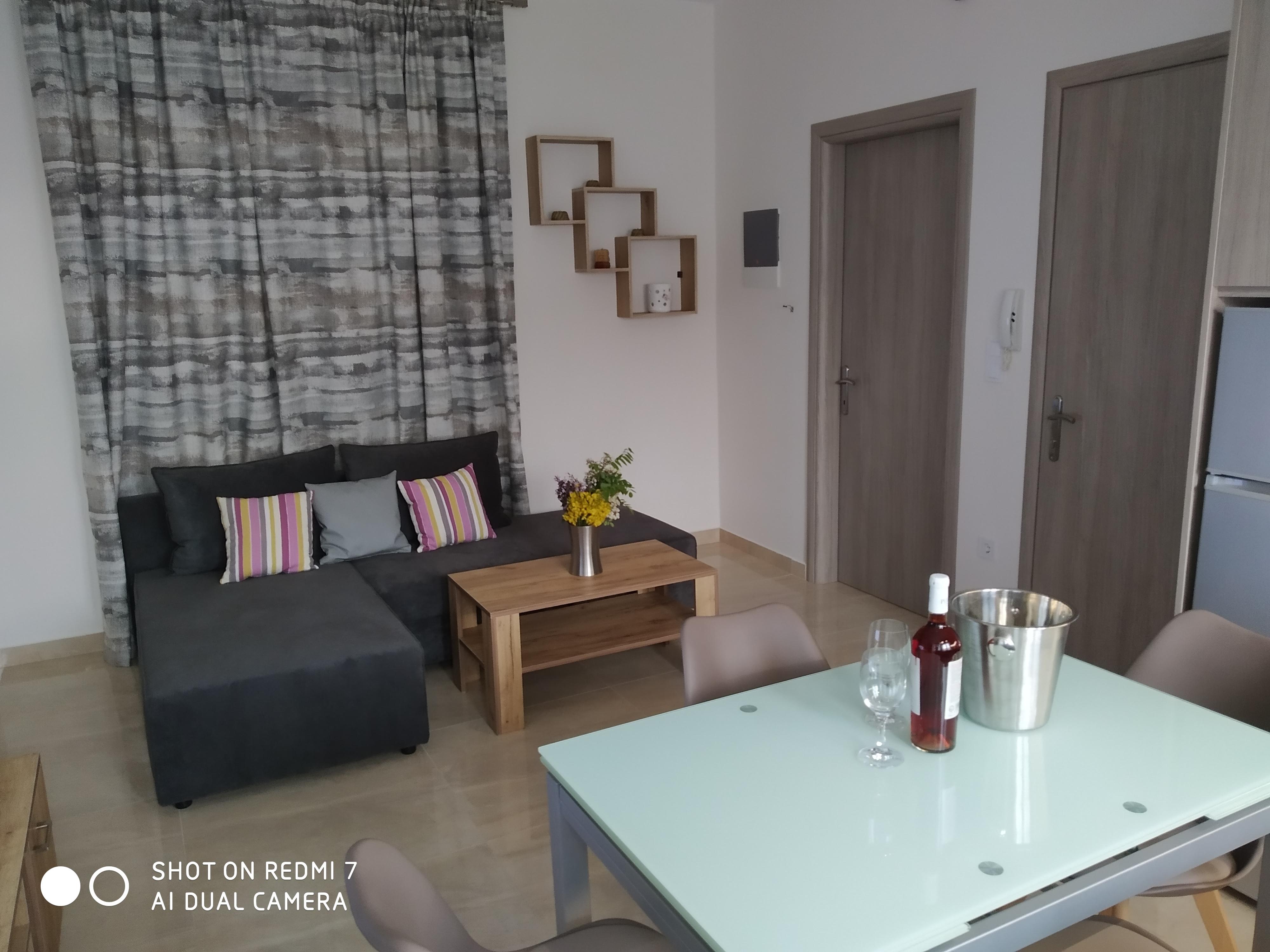 Holiday apartment Komfortable neu erbaute 2-Zimmer-Wohnung, 15 Meter vom Meer entfernt (2792118), Kardamaina, Kos, Dodecanes Islands, Greece, picture 19