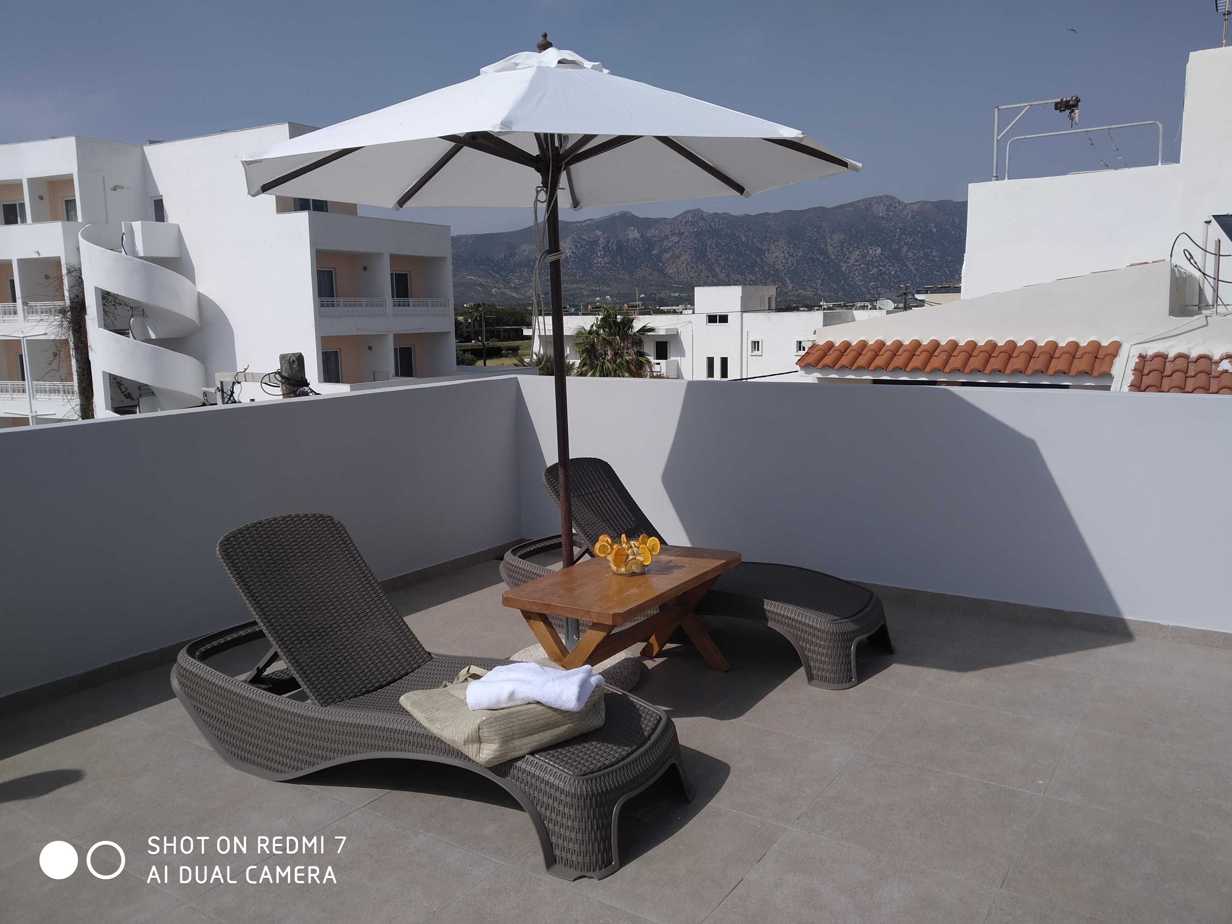 Holiday apartment Komfortable neu erbaute 2-Zimmer-Wohnung, 15 Meter vom Meer entfernt (2792118), Kardamaina, Kos, Dodecanes Islands, Greece, picture 13