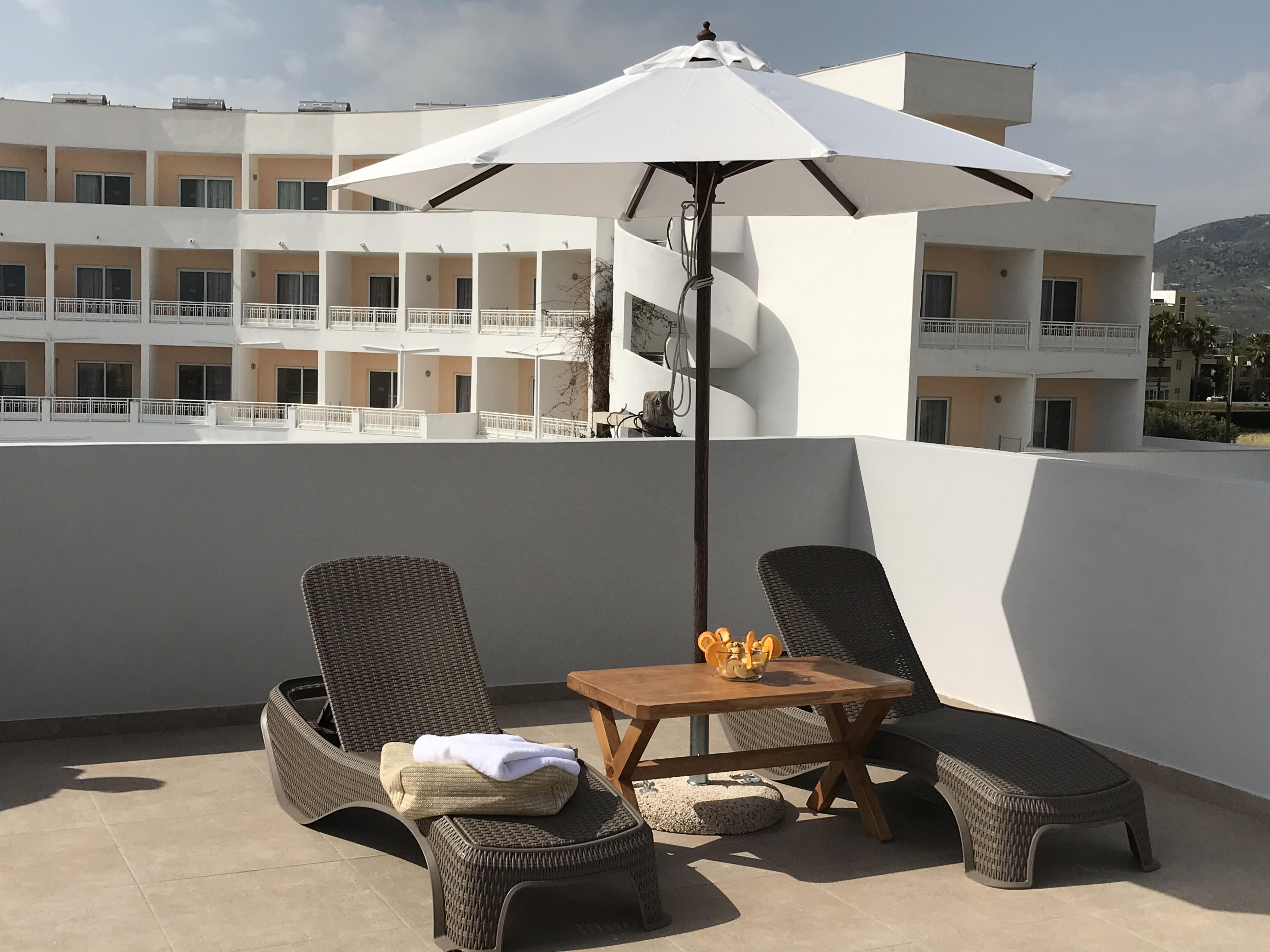 Holiday apartment Komfortable neu erbaute 2-Zimmer-Wohnung, 15 Meter vom Meer entfernt (2792118), Kardamaina, Kos, Dodecanes Islands, Greece, picture 9