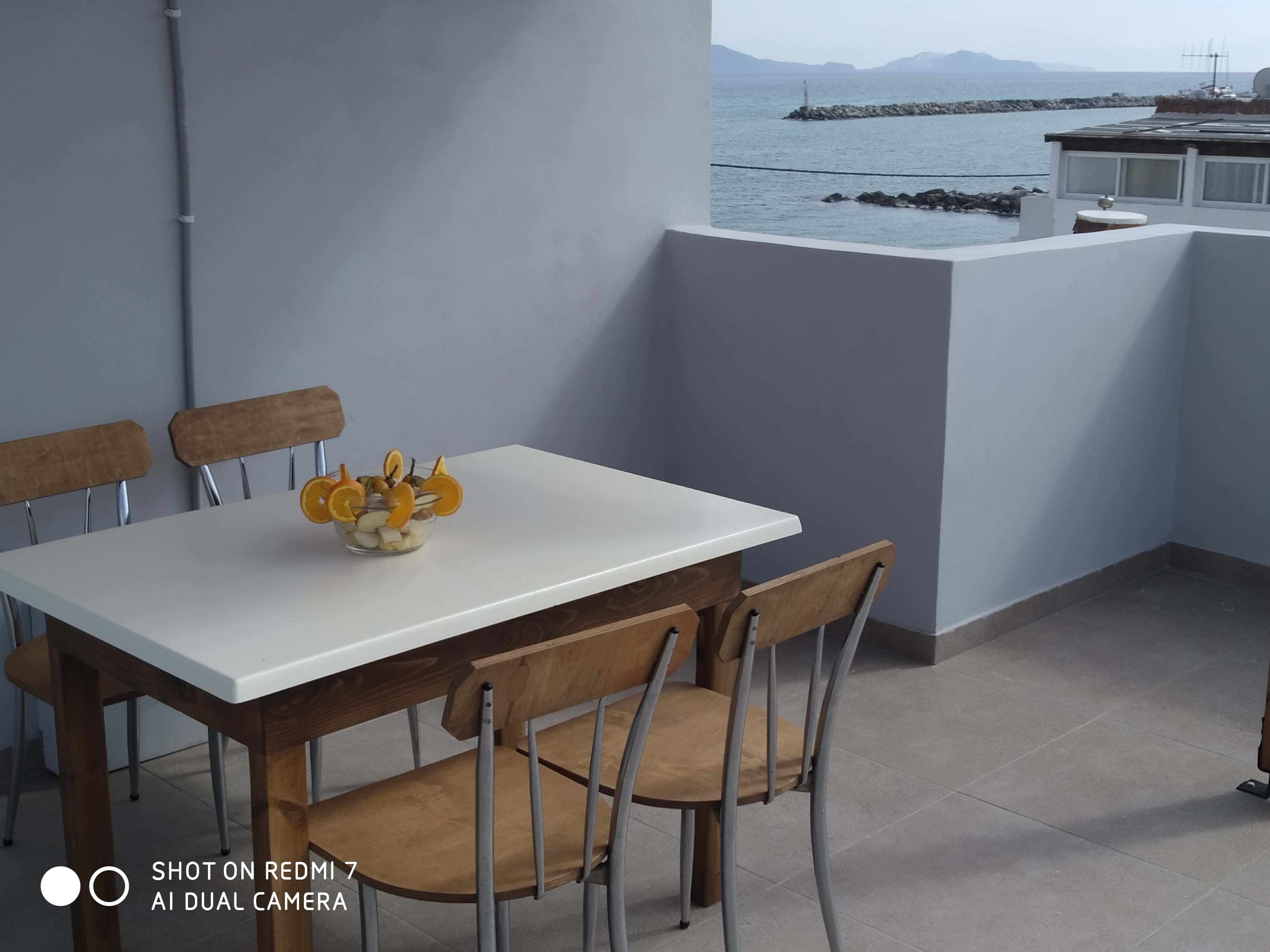 Holiday apartment Komfortable neu erbaute 2-Zimmer-Wohnung, 15 Meter vom Meer entfernt (2792118), Kardamaina, Kos, Dodecanes Islands, Greece, picture 5