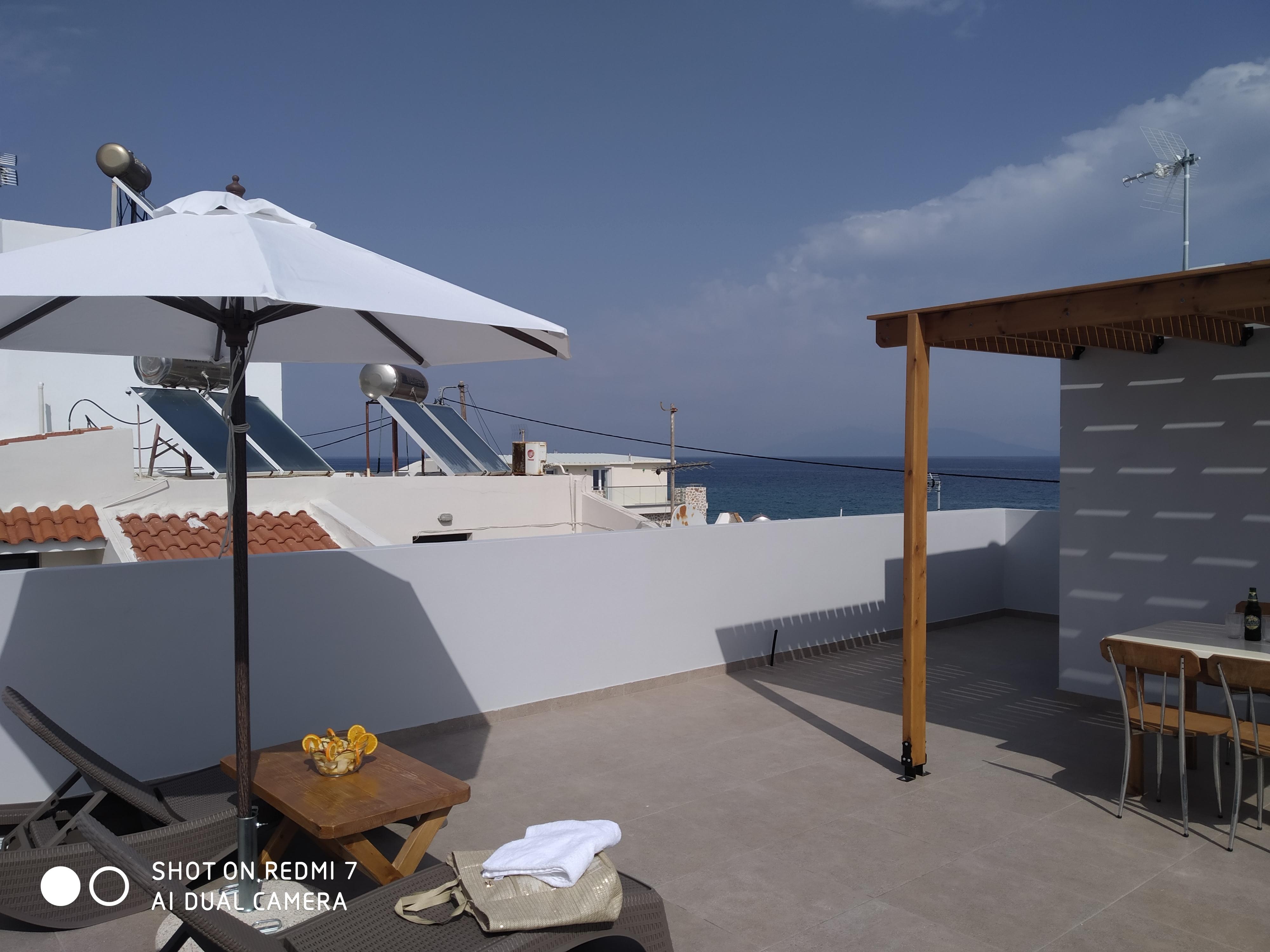 Holiday apartment Komfortable neu erbaute 2-Zimmer-Wohnung, 15 Meter vom Meer entfernt (2792118), Kardamaina, Kos, Dodecanes Islands, Greece, picture 7