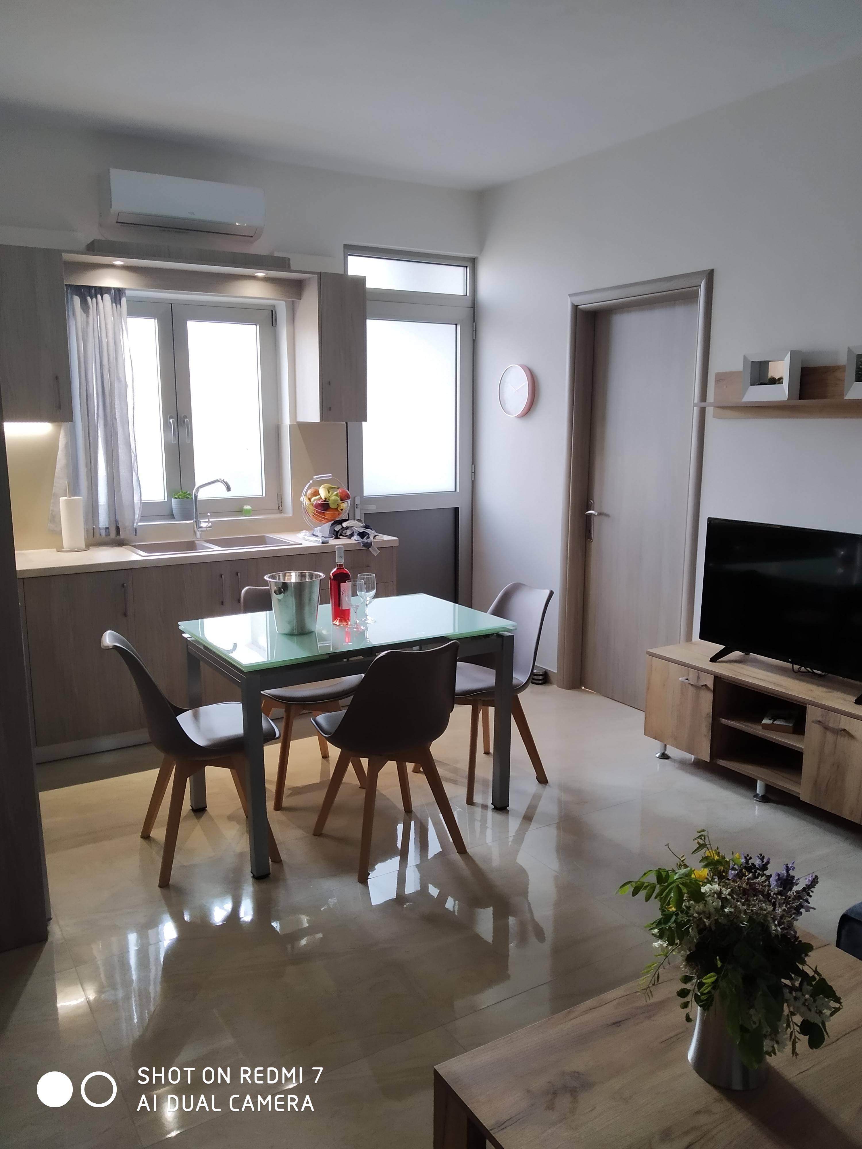Holiday apartment Komfortable neu erbaute 2-Zimmer-Wohnung, 15 Meter vom Meer entfernt (2792118), Kardamaina, Kos, Dodecanes Islands, Greece, picture 23