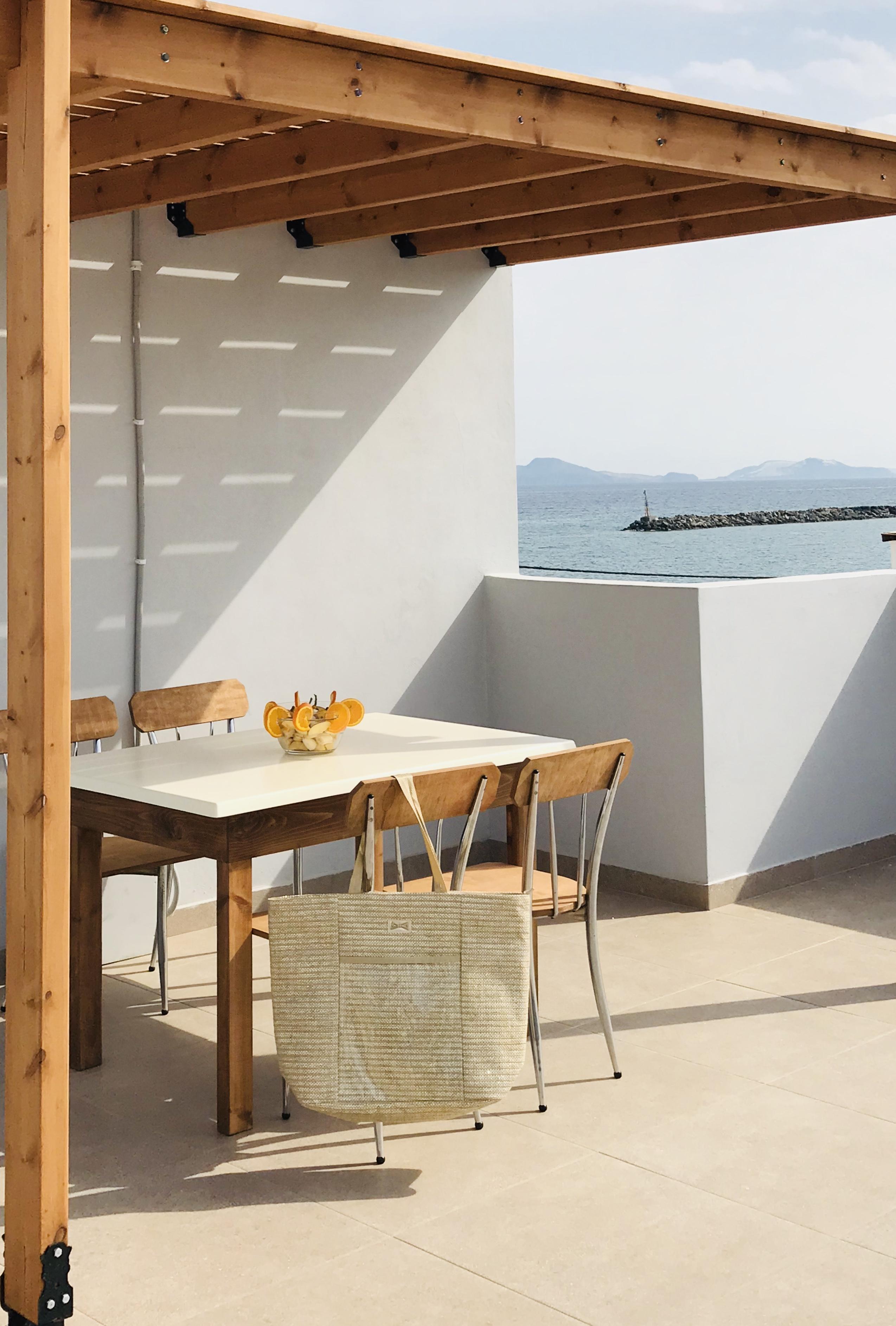Holiday apartment Komfortable neu erbaute 2-Zimmer-Wohnung, 15 Meter vom Meer entfernt (2792118), Kardamaina, Kos, Dodecanes Islands, Greece, picture 3