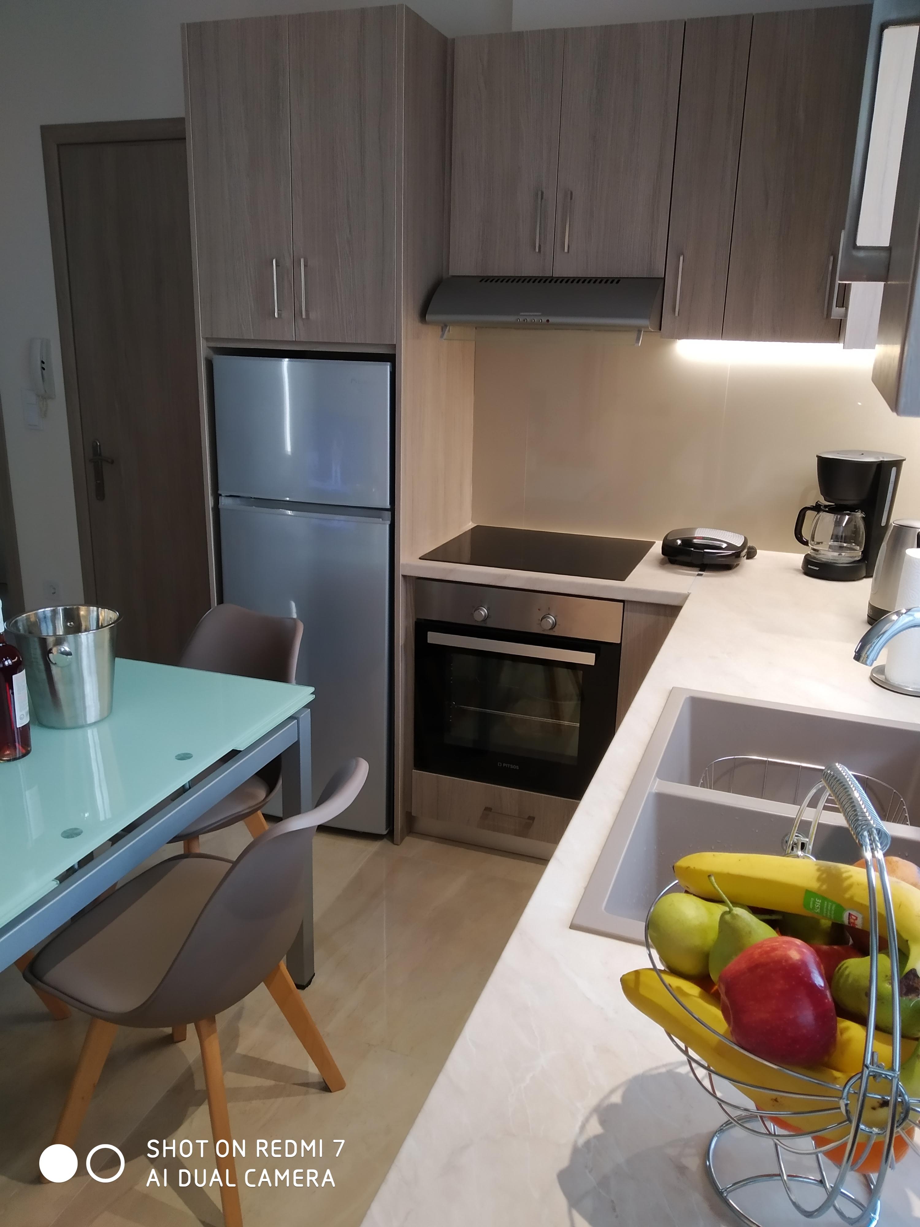Holiday apartment Komfortable neu erbaute 2-Zimmer-Wohnung, 15 Meter vom Meer entfernt (2792118), Kardamaina, Kos, Dodecanes Islands, Greece, picture 25