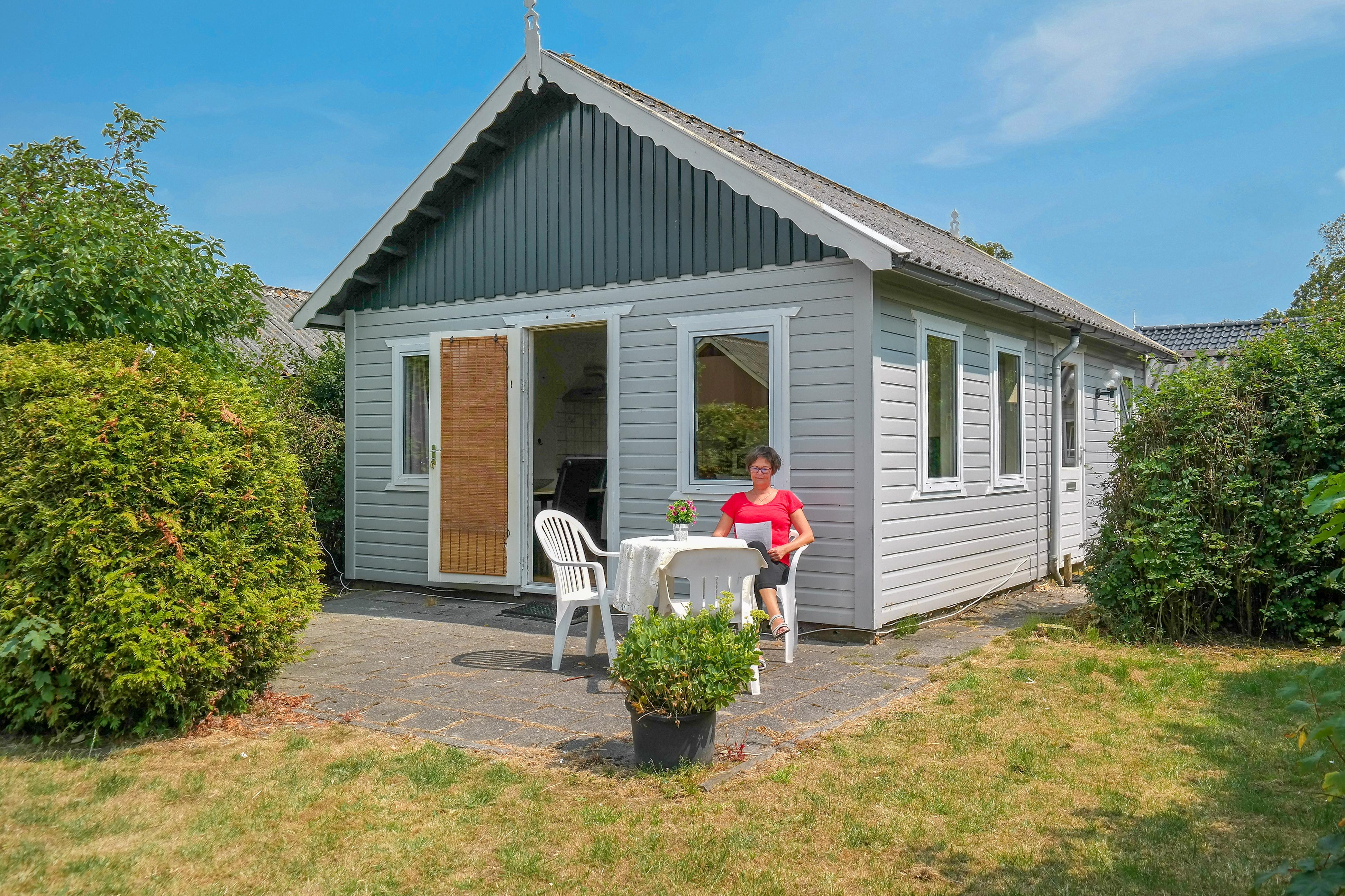 3 Pers Ferienhaus in der Nhe des Nationalparks Lauwersmeer