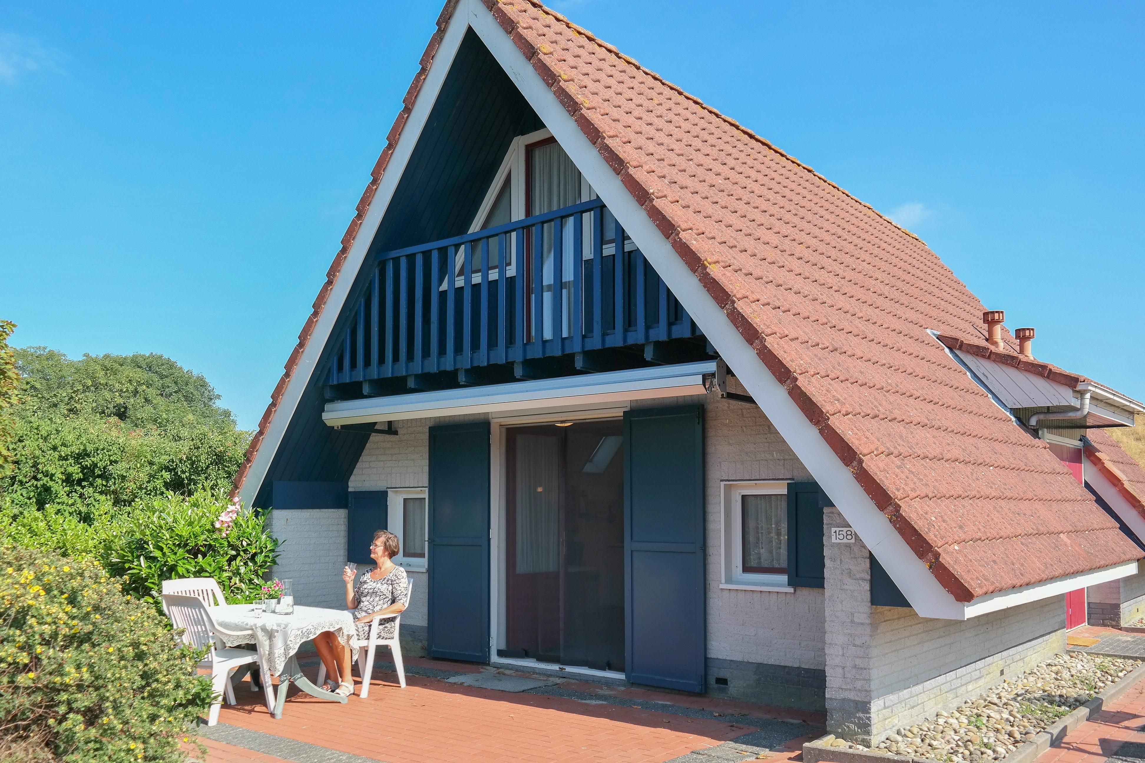 6 Pers Haus auf einem typischen niederlndischen Gracht nahe dem Nationalpark