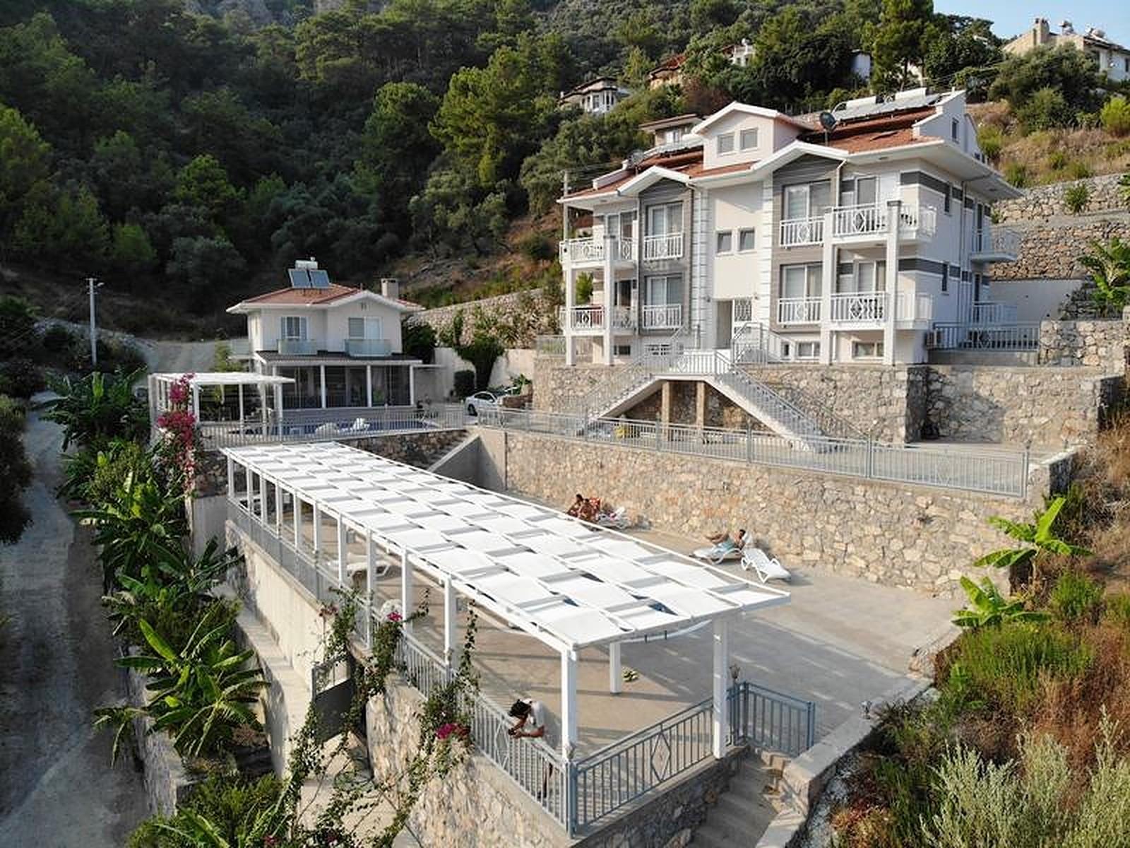 Begonville Ferienwohnung Villa Sarigerme