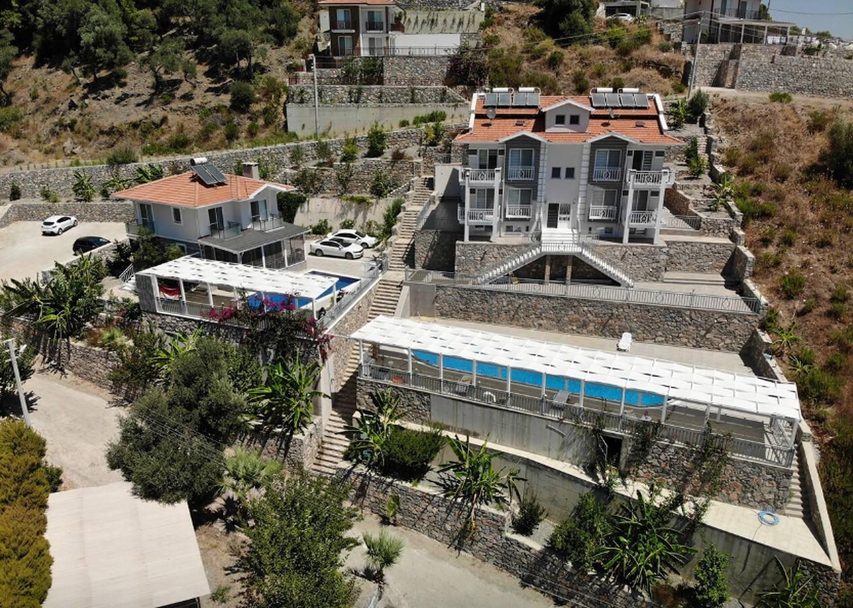 Ferienwohnung Begonville Apartment Klein (2654617), Sarıgerme, , Ägäisregion, Türkei, Bild 10