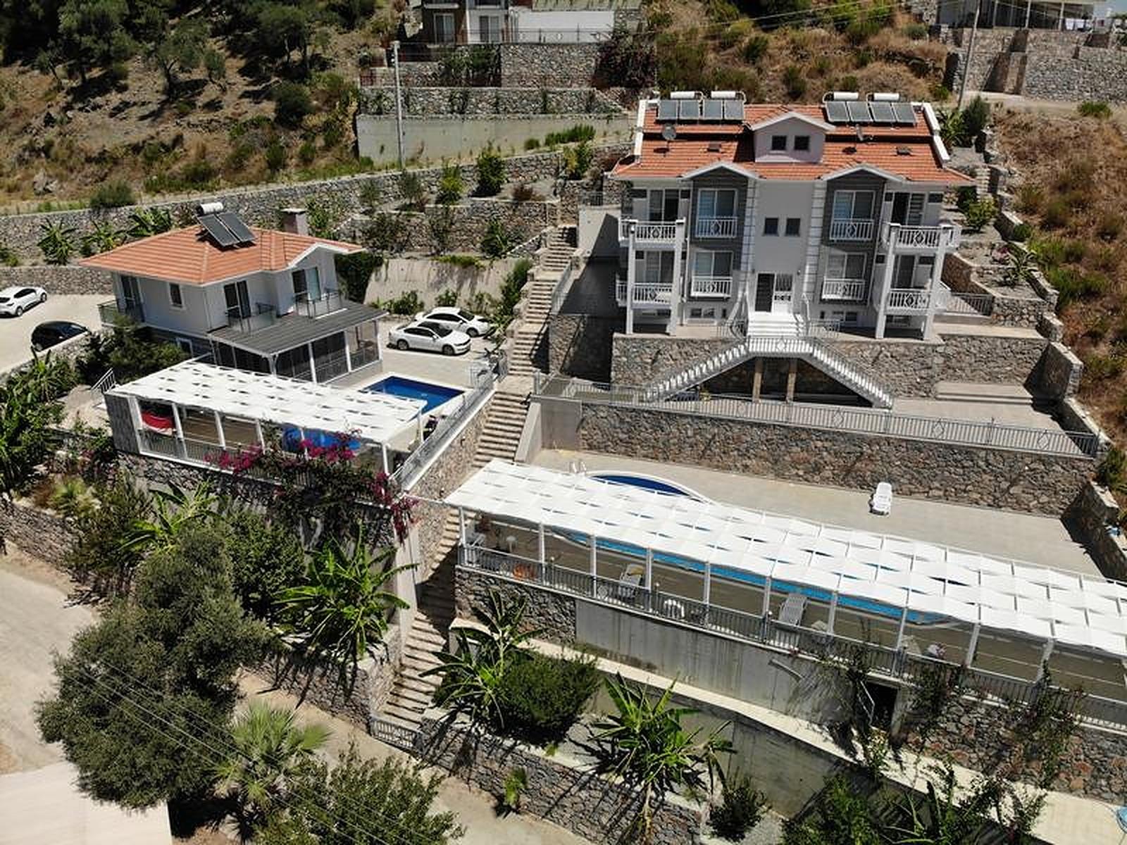 Ferienwohnung Begonville Apartment Klein (2654617), Sarıgerme, , Ägäisregion, Türkei, Bild 5