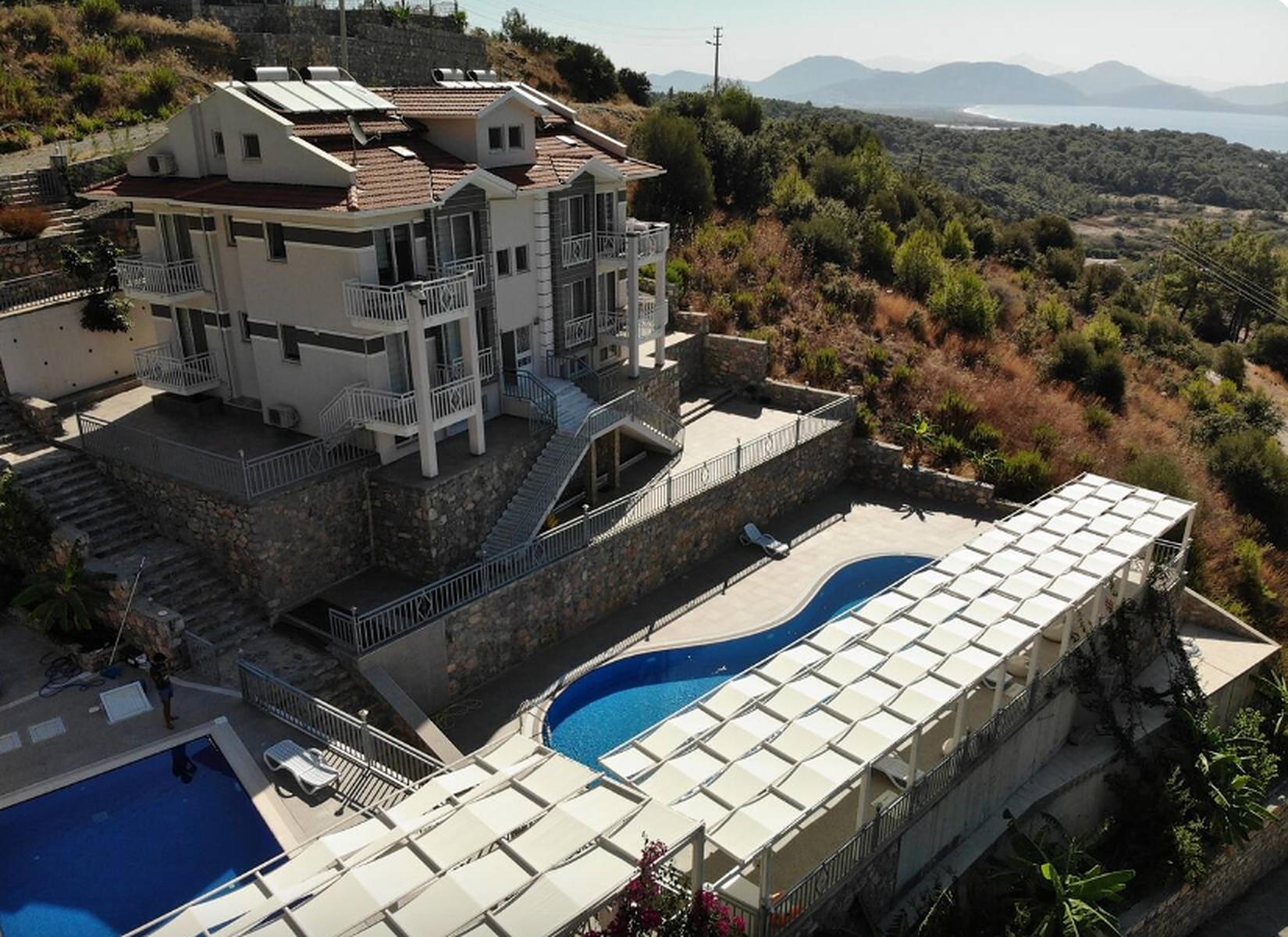 Ferienwohnung Begonville Apartment Klein (2654617), Sarıgerme, , Ägäisregion, Türkei, Bild 4