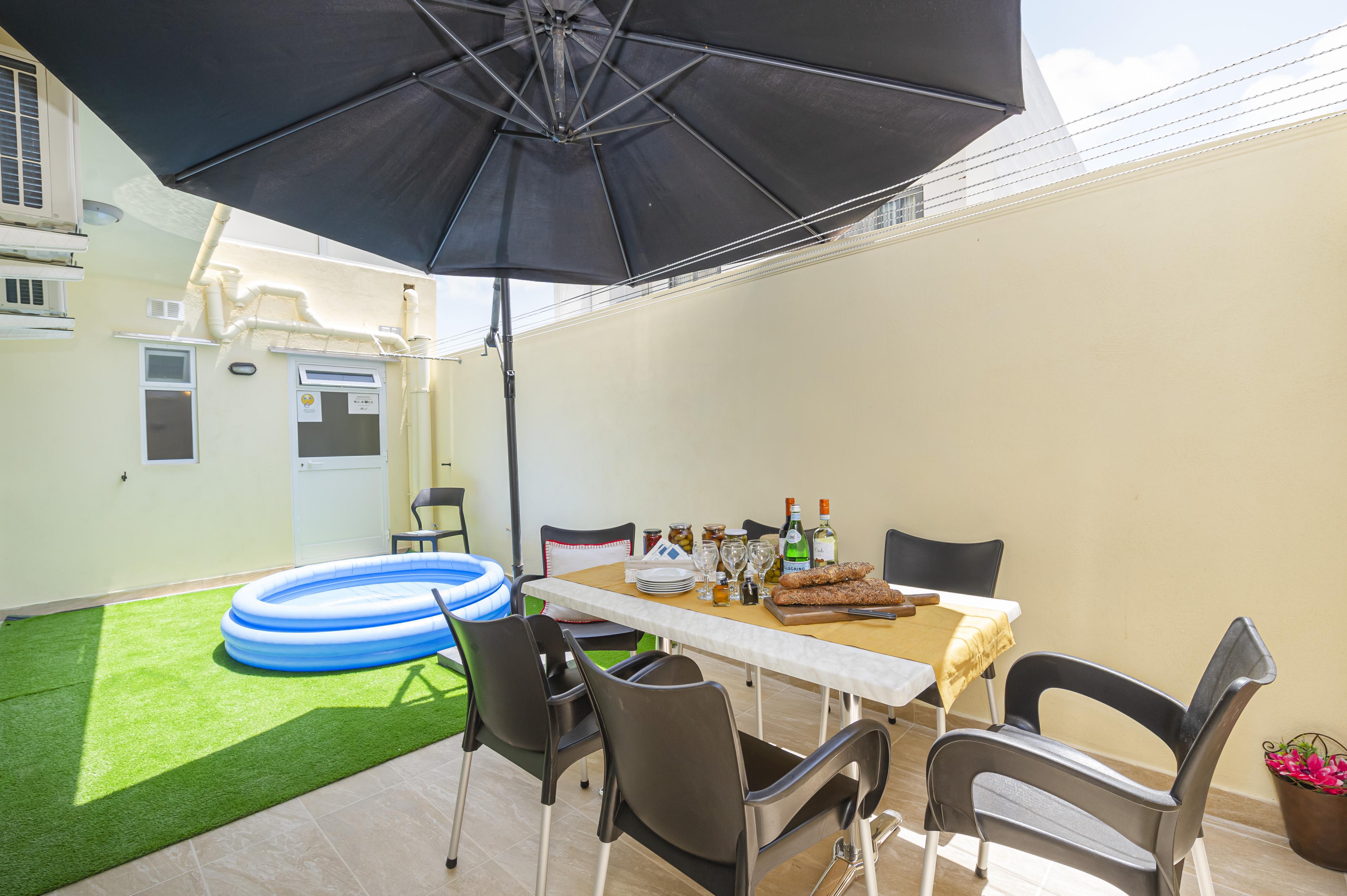 Sommerbrise Maisonette mit 3 Schlafzimmern