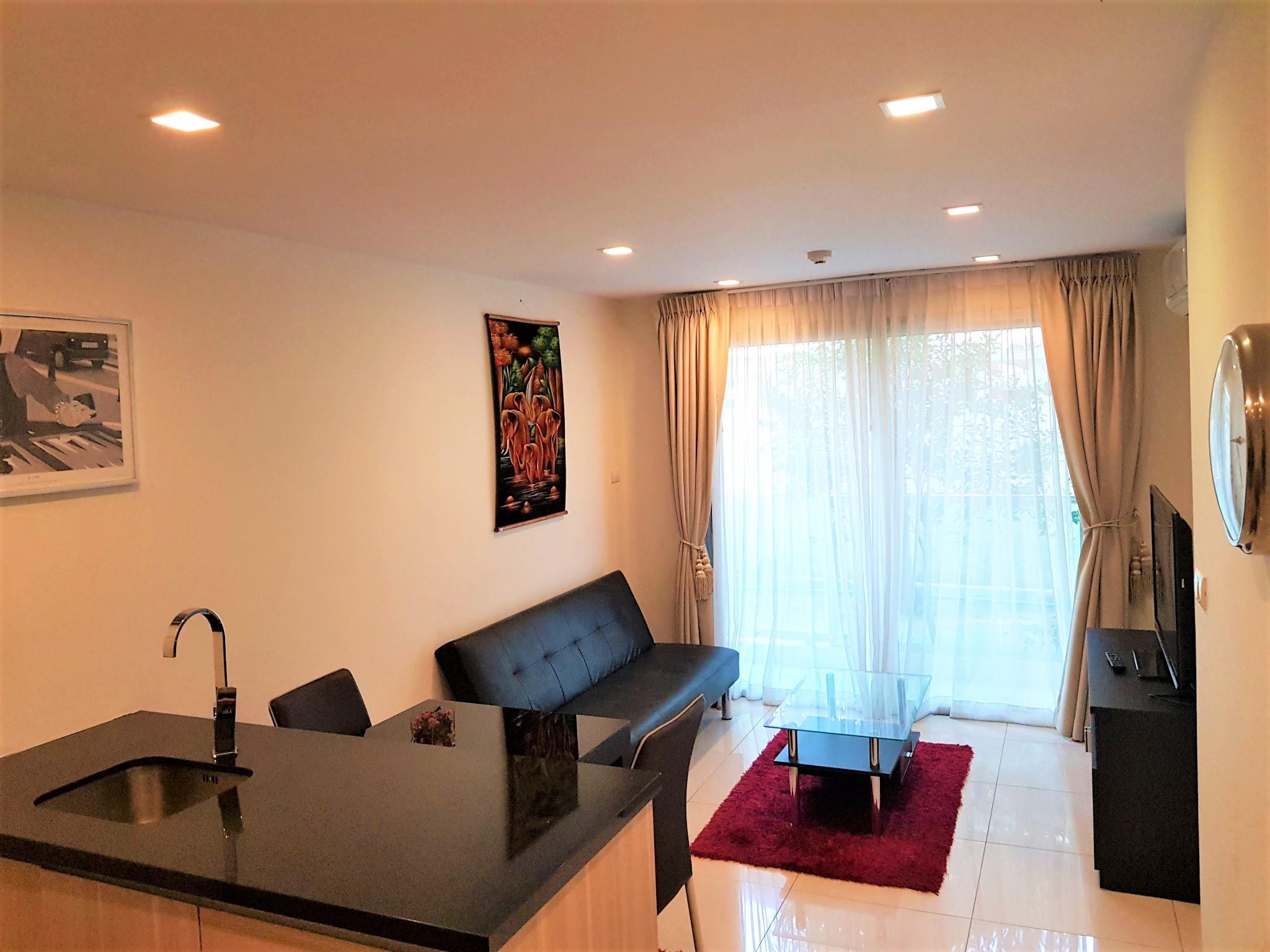 Laguna Bay 1 Pattaya moderne 1-Zimmer-Wohnung