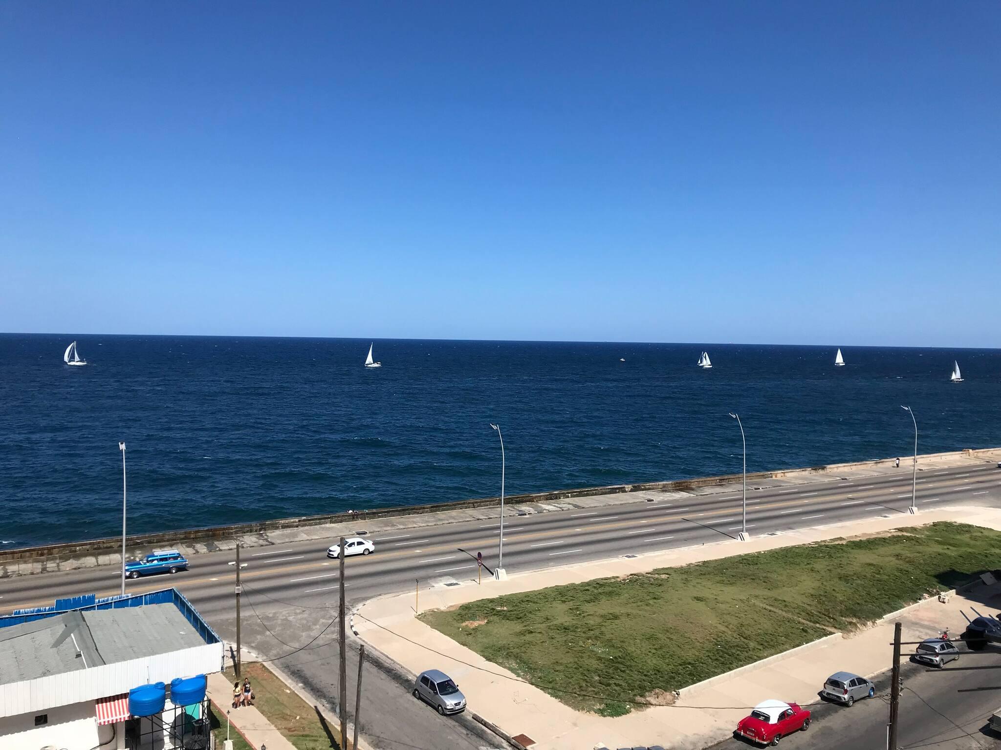 Havanna Richis Meerblick Wifi-Zugang