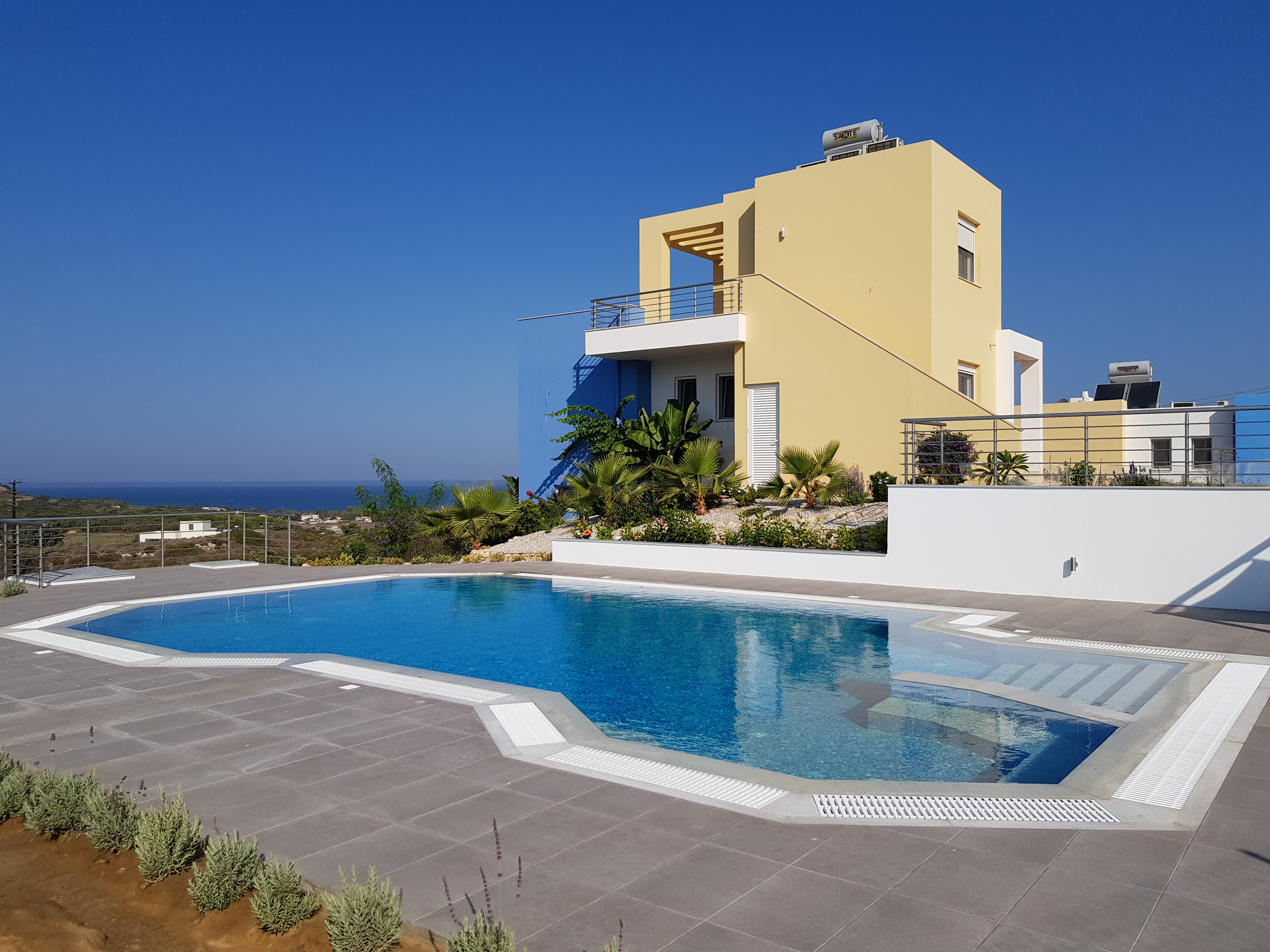 Holiday house Villa Neptun mit privatem Pool (2401859), Kos, Kos, Dodecanes Islands, Greece, picture 1