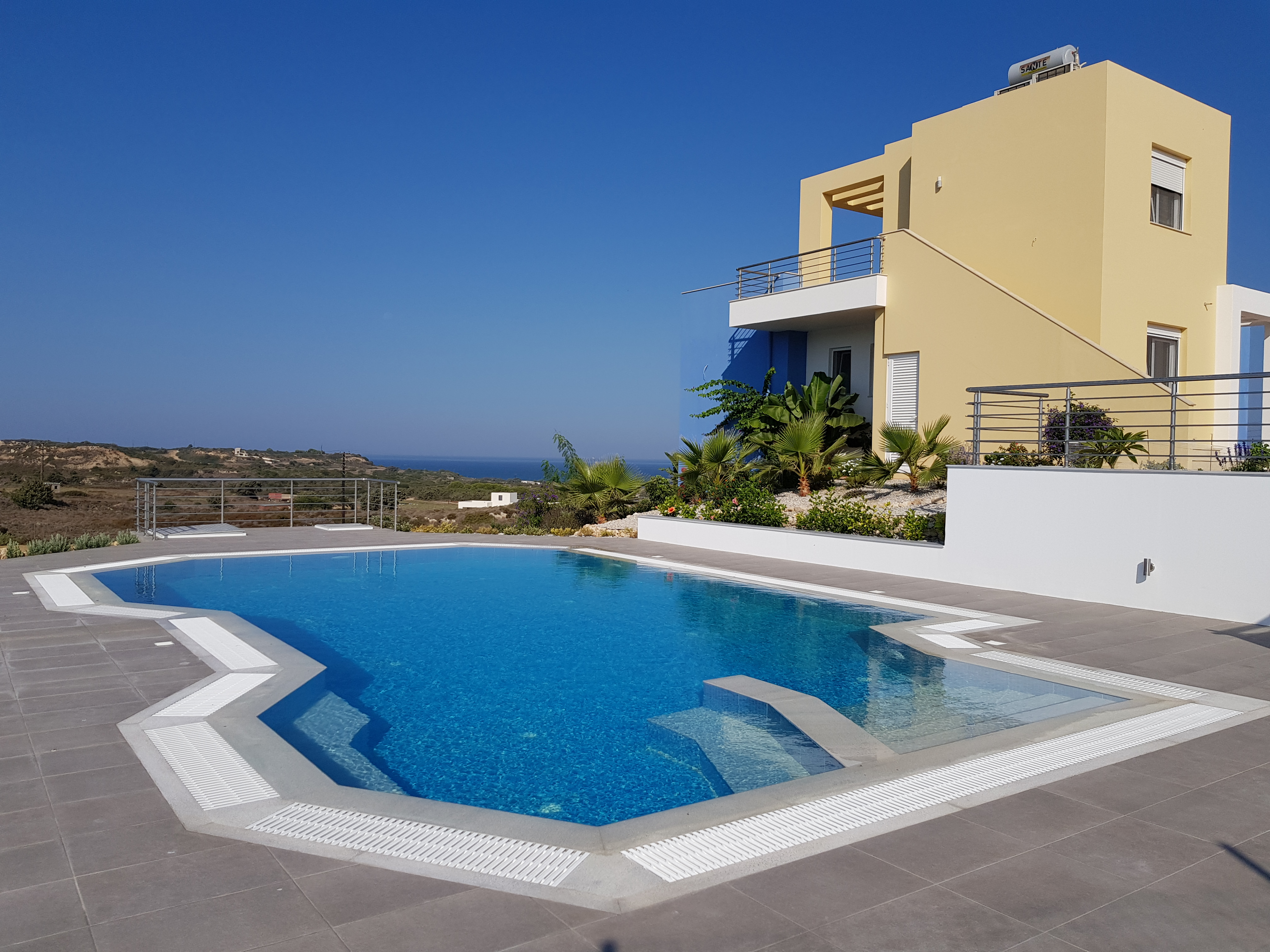 Holiday house Villa Neptun mit privatem Pool (2401859), Kos, Kos, Dodecanes Islands, Greece, picture 2