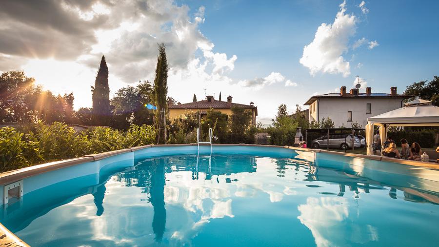 Ferienhaus Relax & Liebe in der Toskana - Castiglion Fibocchi - Arezzo - Tuscany (2126103), Castiglion Fibocchi, Arezzo, Toskana, Italien, Bild 2