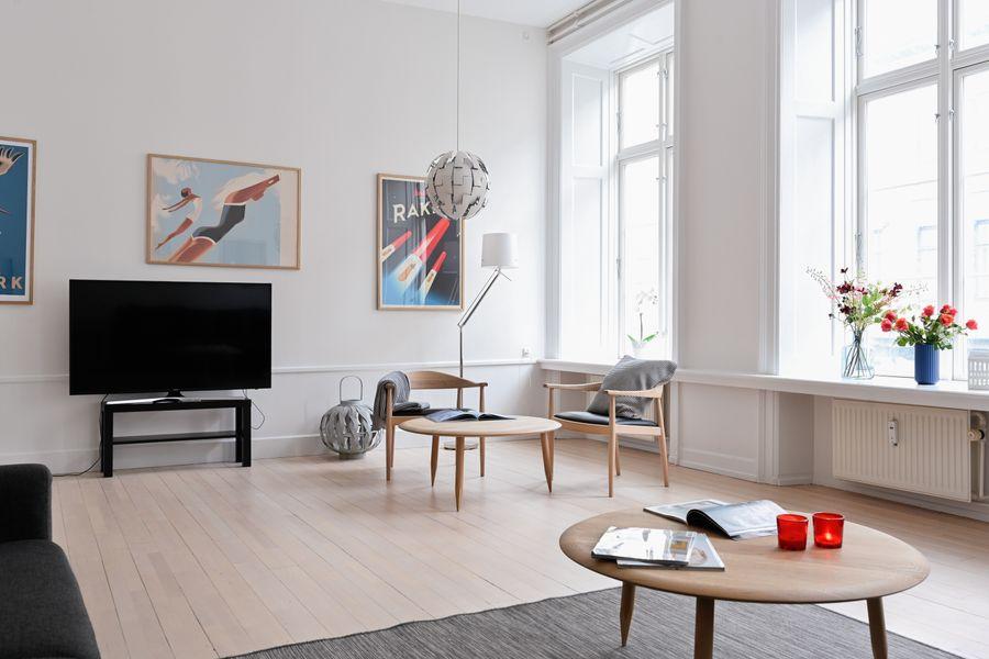 Modern Luxury in the heart of Copenhagen!