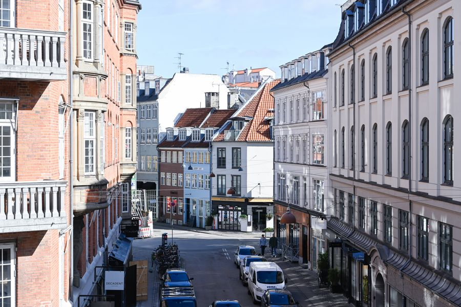 Stay in the heart of Copenhagen