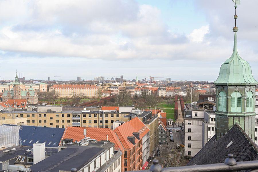 Fantastic apartment in the heart of Copenhagen.