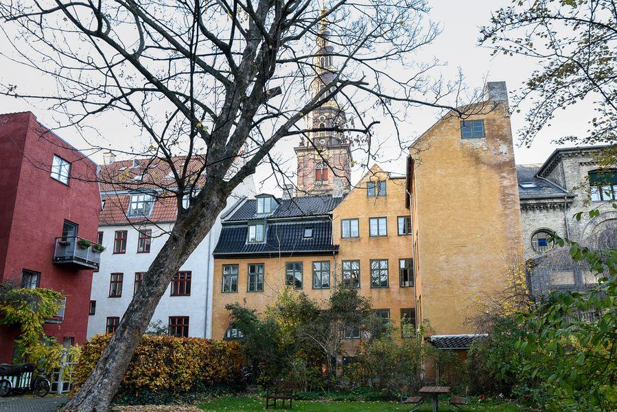 Studio Apartment in Christianshavn