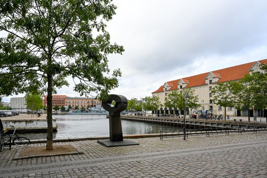 Beautiful 3-bedroom apartment in a lovely neighborhood of Christianshavn