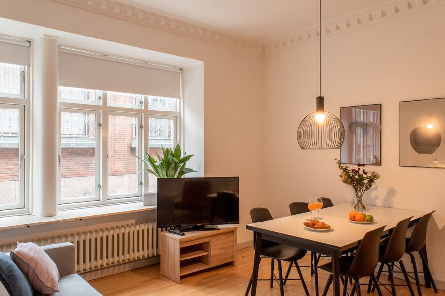 Cosy Apartment in the heart of Århus