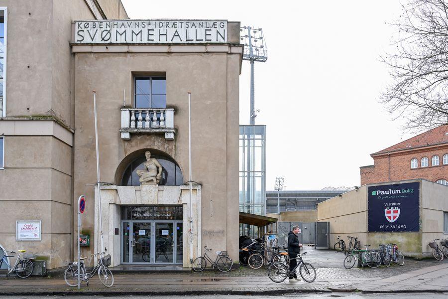 One-bedroom apartment in Copenhagen Østerbro