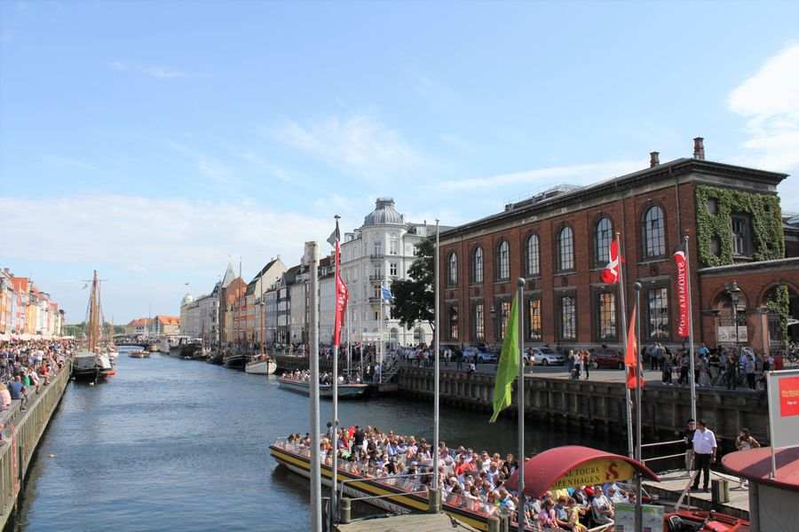 Beautiful Apartment in Nyhavn