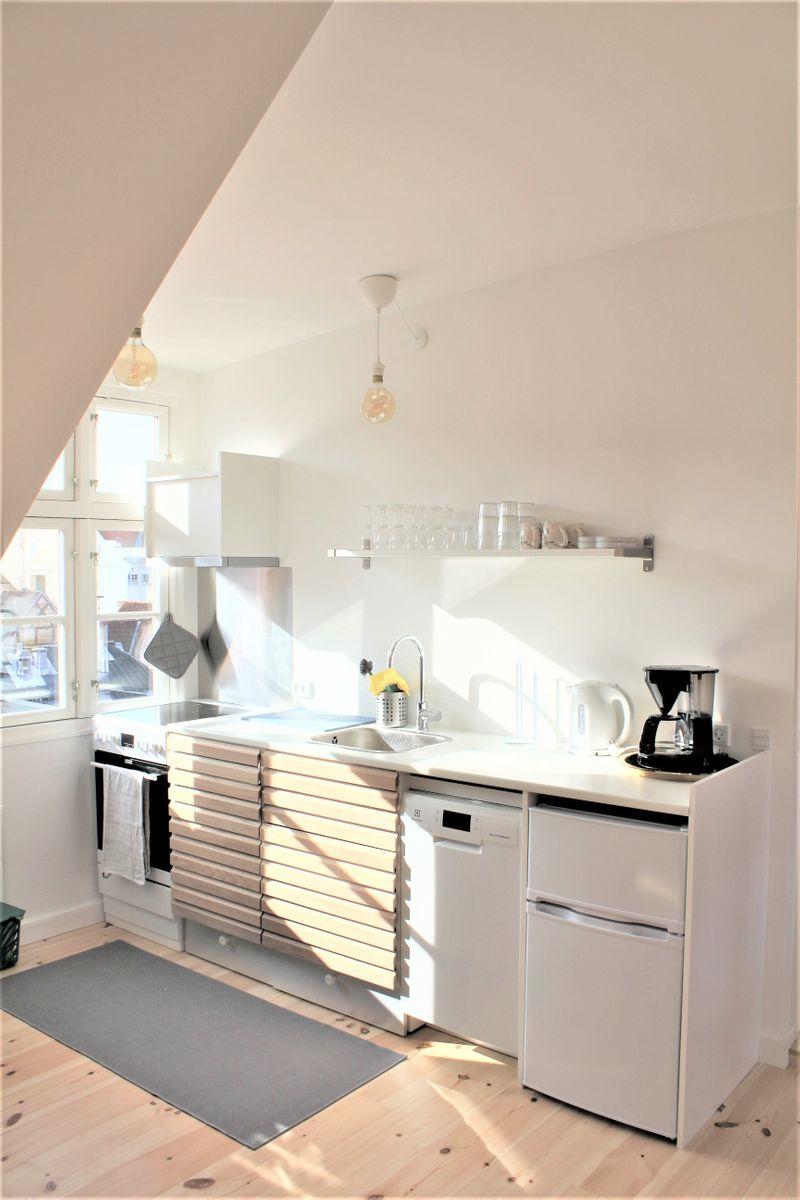Cozy apartment in Christianshavn, Copenhagen