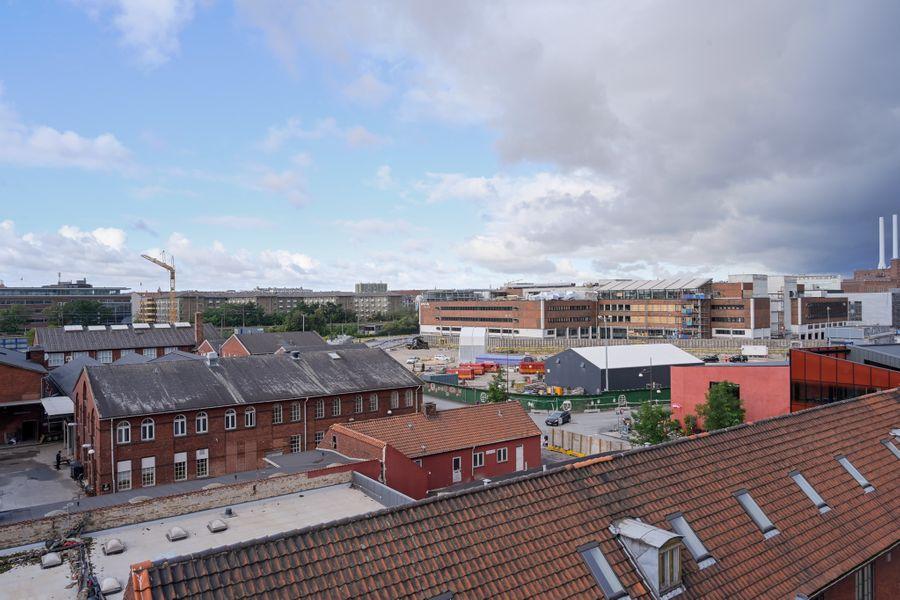 A Fantastic Duplex Apartment in Copenhagen Nordhavn