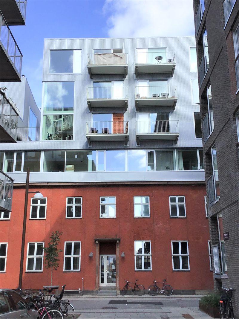 A Fantastic 3-bedroom Apartment in Copenhagen Nordhavn